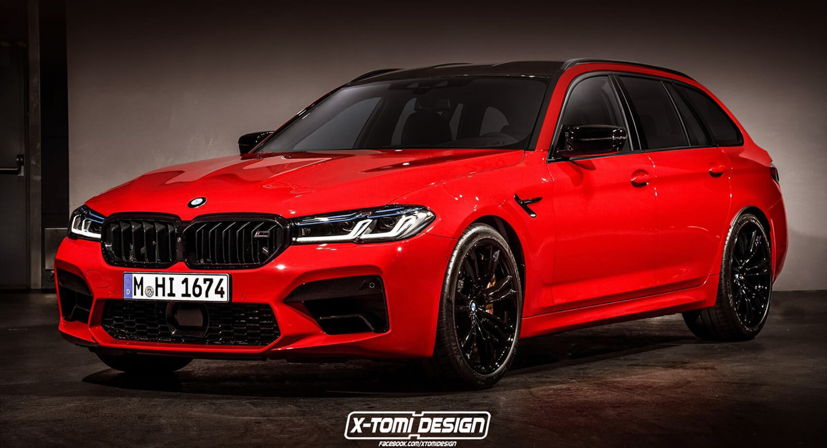 Does The World Need A Bmw M5 Touring Carscoops