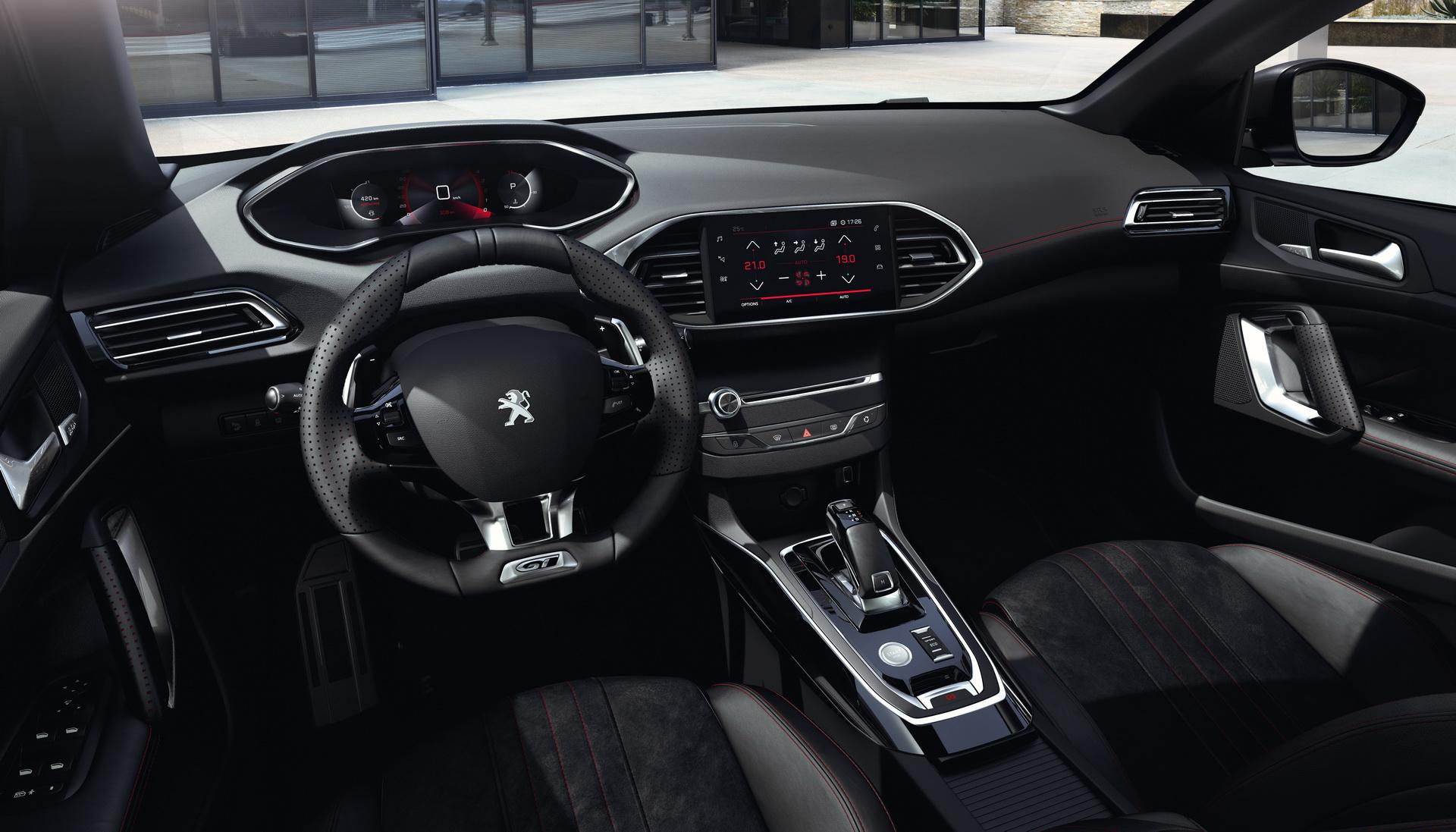 2021 Peugeot 308 Ratings