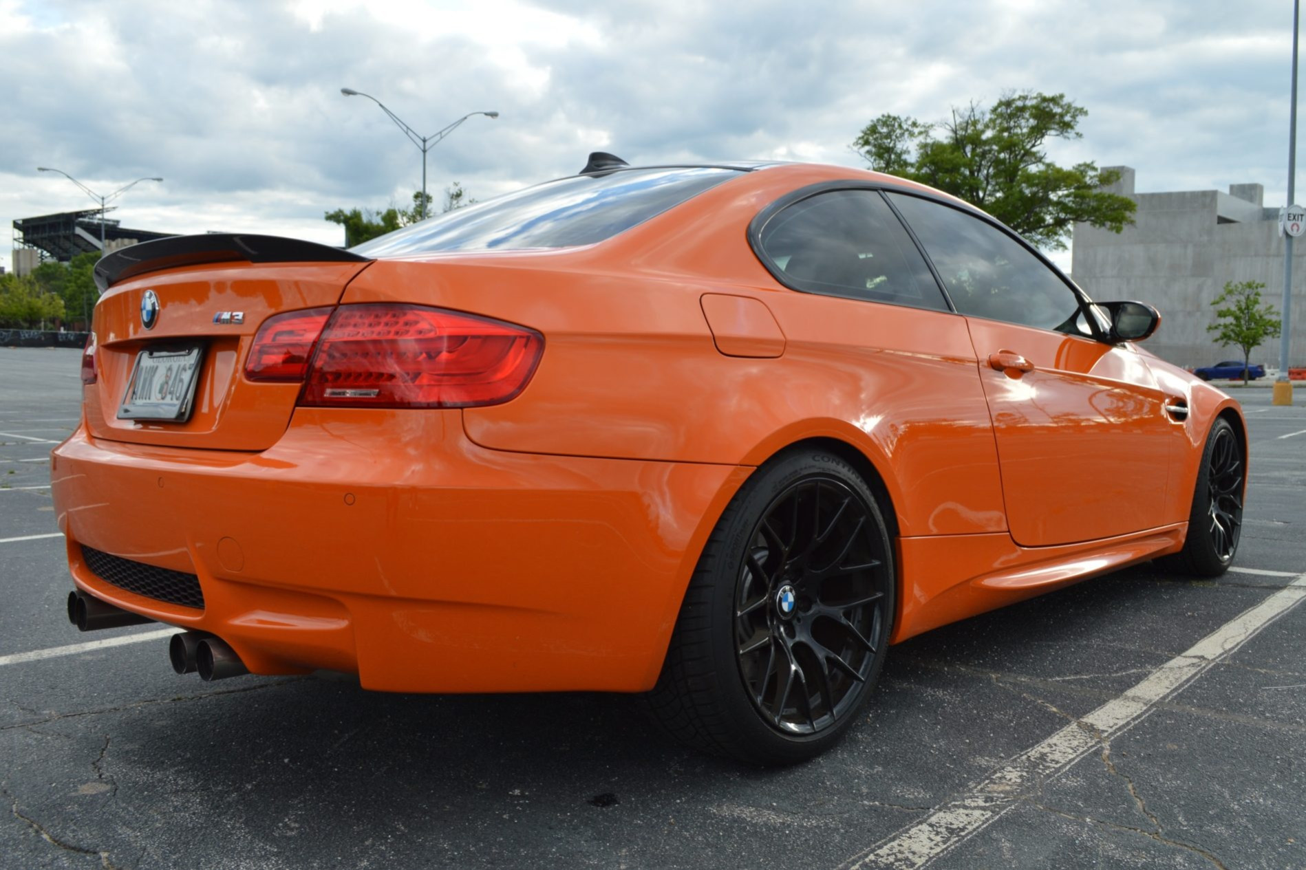 Bmw E92 M3 With Manual Gearbox Could Become A Future Collectable Carscoops