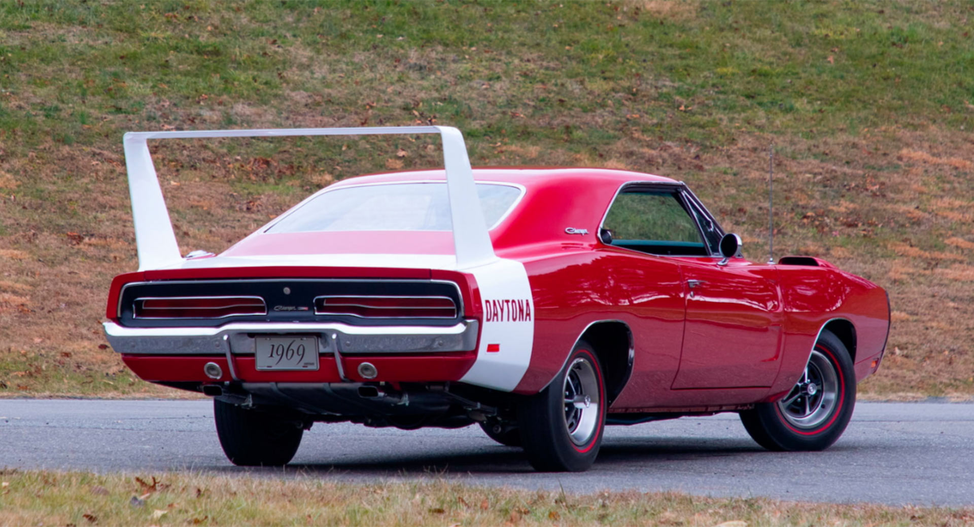 Buy This 1969 Dodge Daytona Own A Rare Piece Of American Automotive History Carscoops