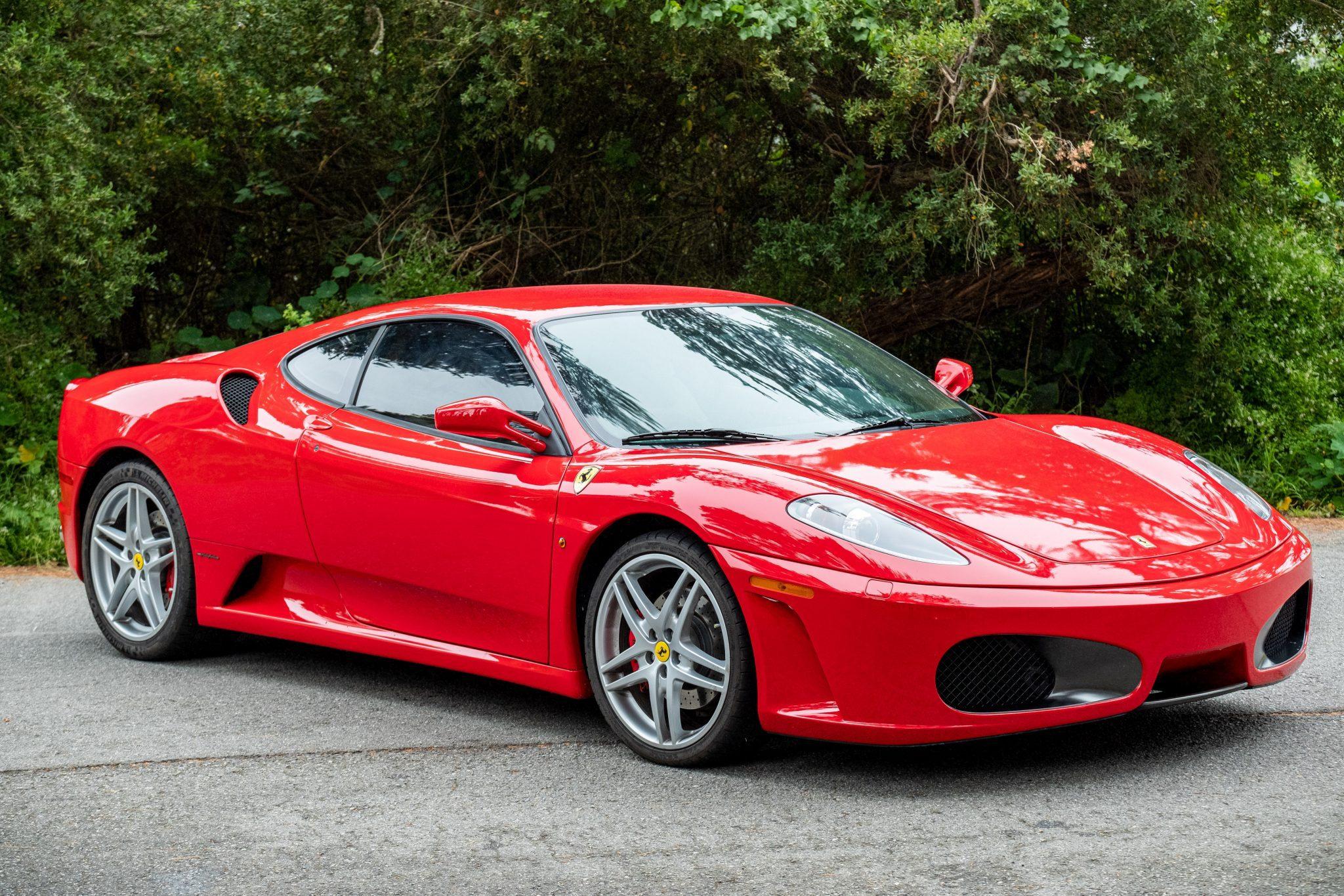 Ferrari F430 With Six-Speed Manual Is A True Petrolhead's Supercar |  Carscoops