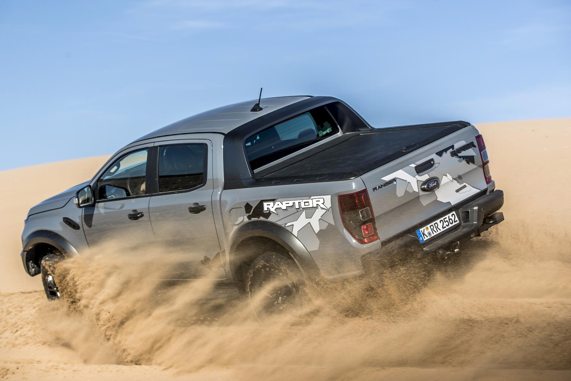 Next Ford Ranger Raptor Bound For The U.S. With 2.7-Liter V6