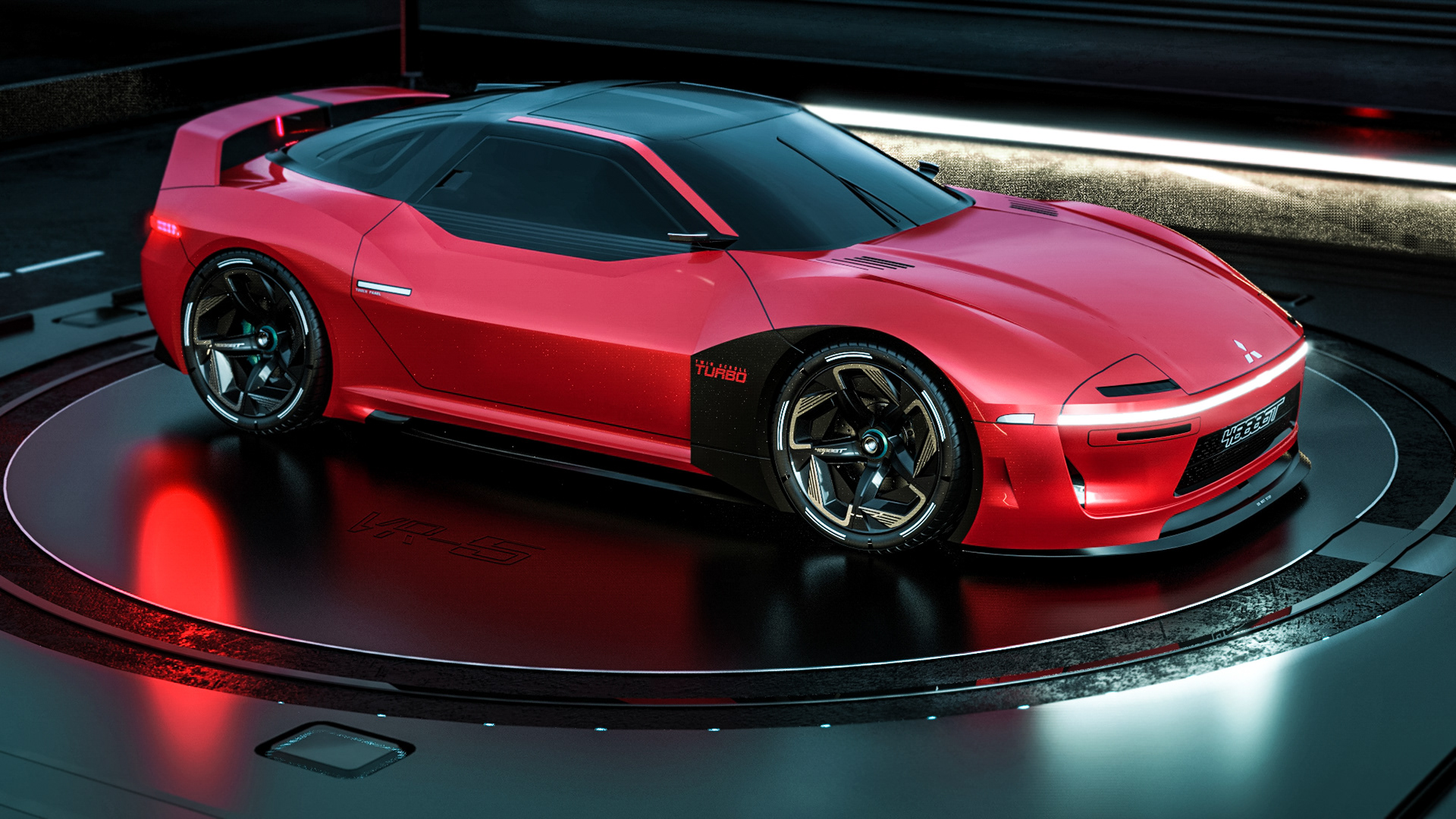 2020 Mitsubishi 3000Gt Release Date and Concept