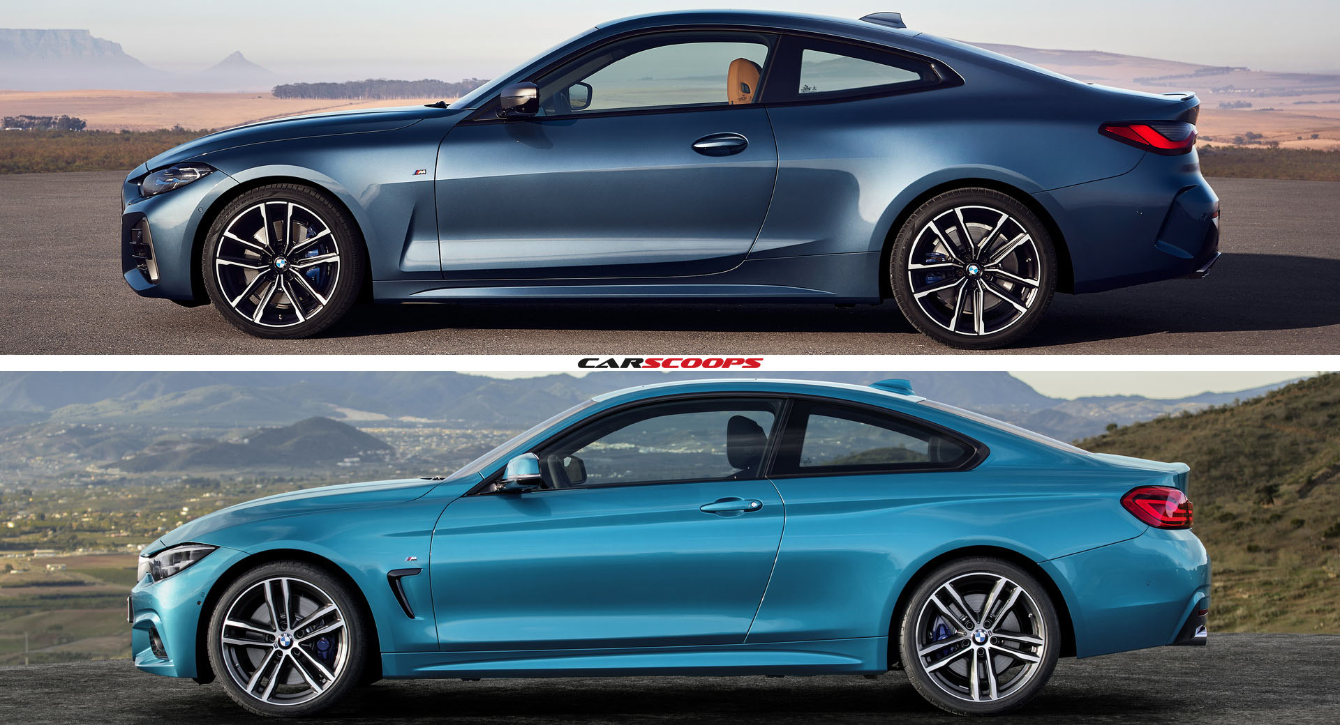 How Does The 2021 BMW 4-Series Coupe Compare To Its ...