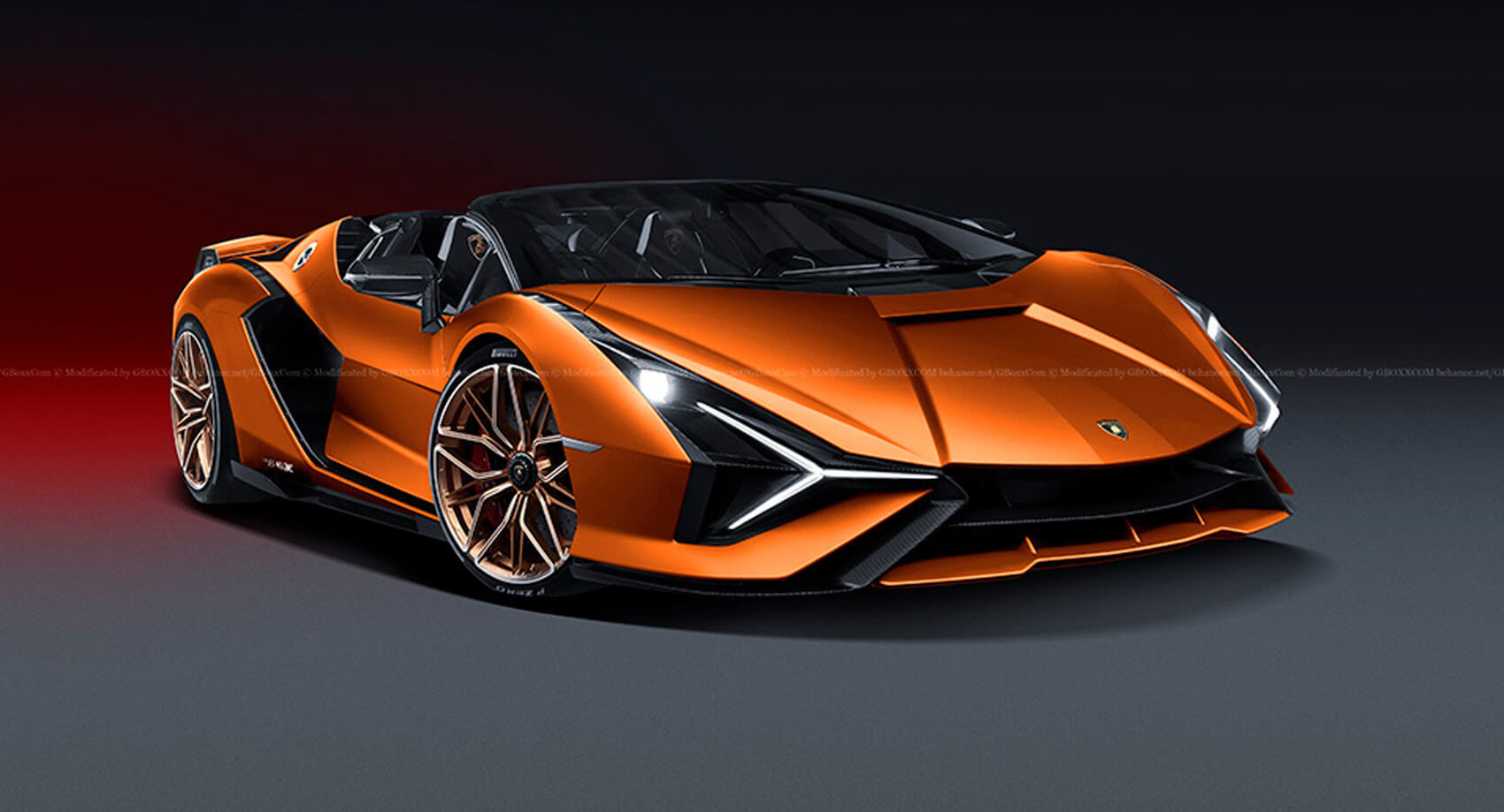 Lamborghini Sian Fkp 37 Spyder Reportedly In The Works