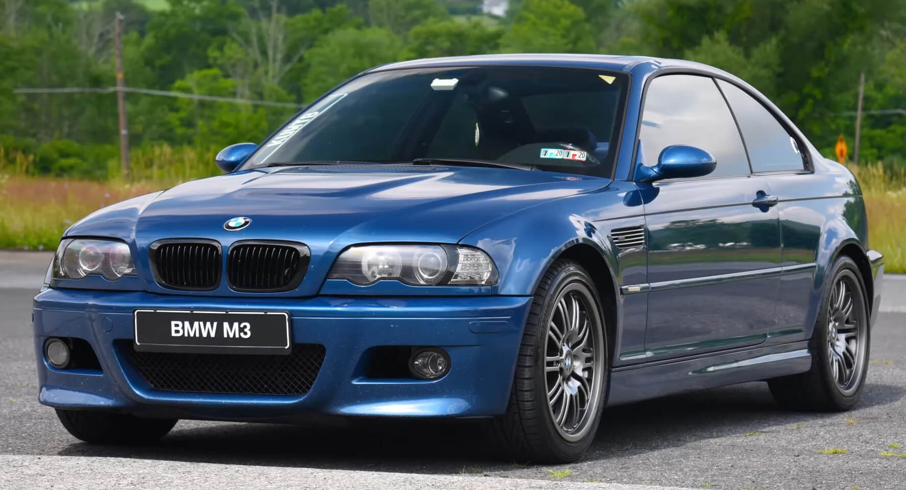 Should You Really Want A Bmw M3 E46 In Your Life Carscoops