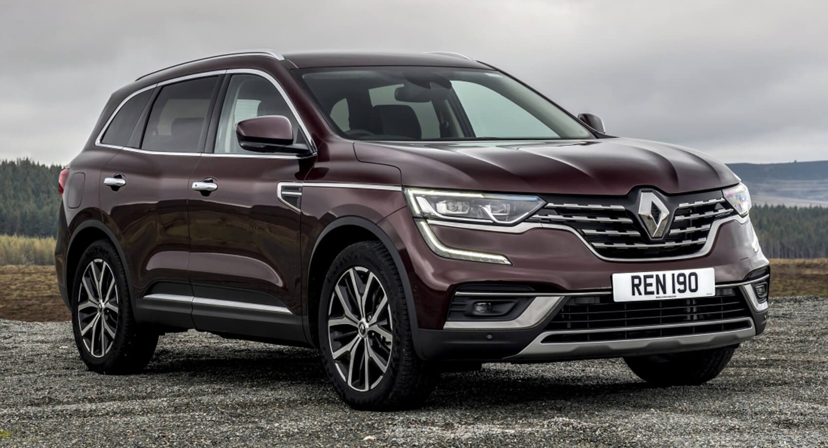Renault Koleos Midsize SUV Dropped From The UK, Will Other ...