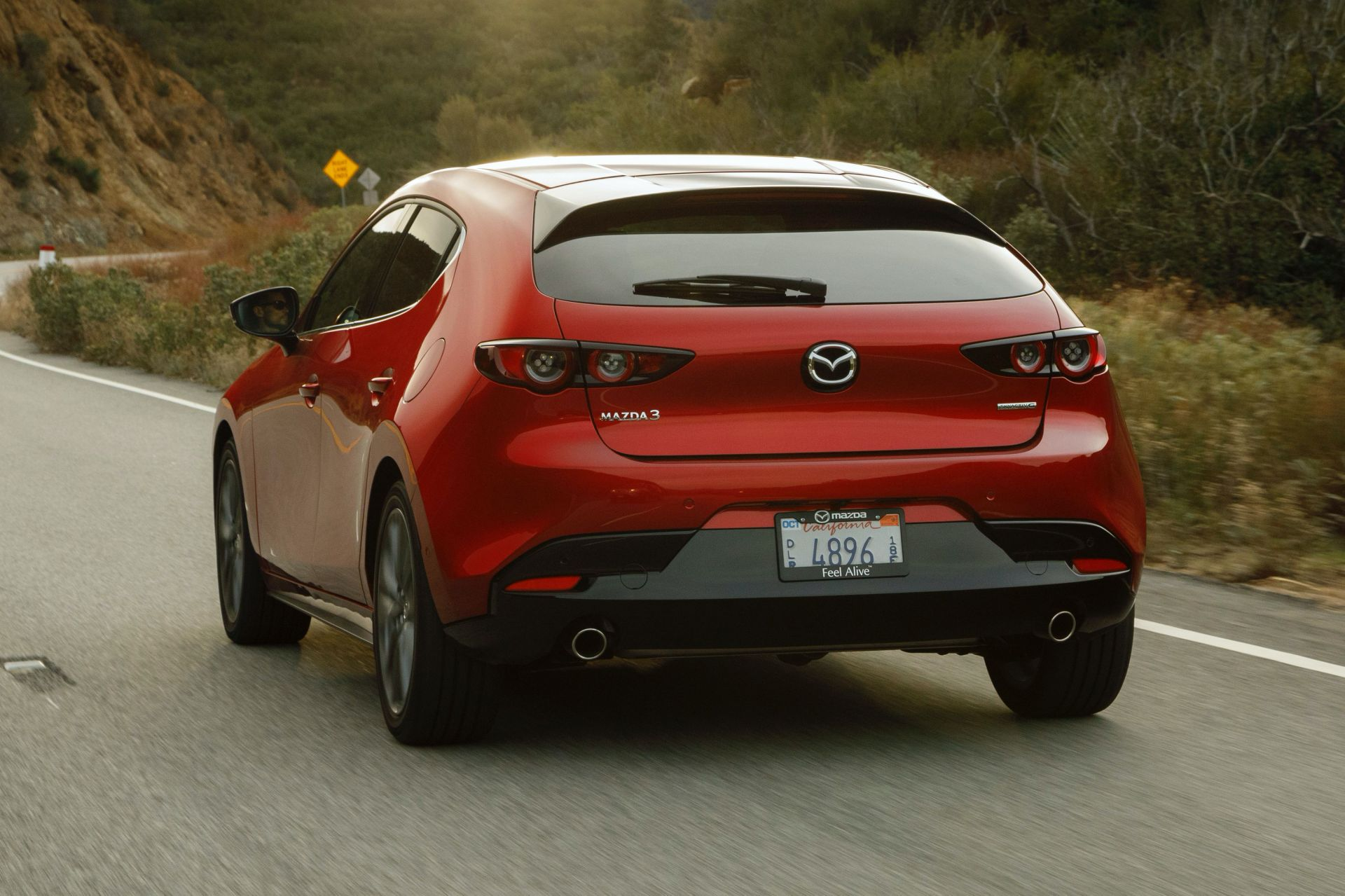 New 2021 Mazda 3 compact vehicle upgrades to three available engines