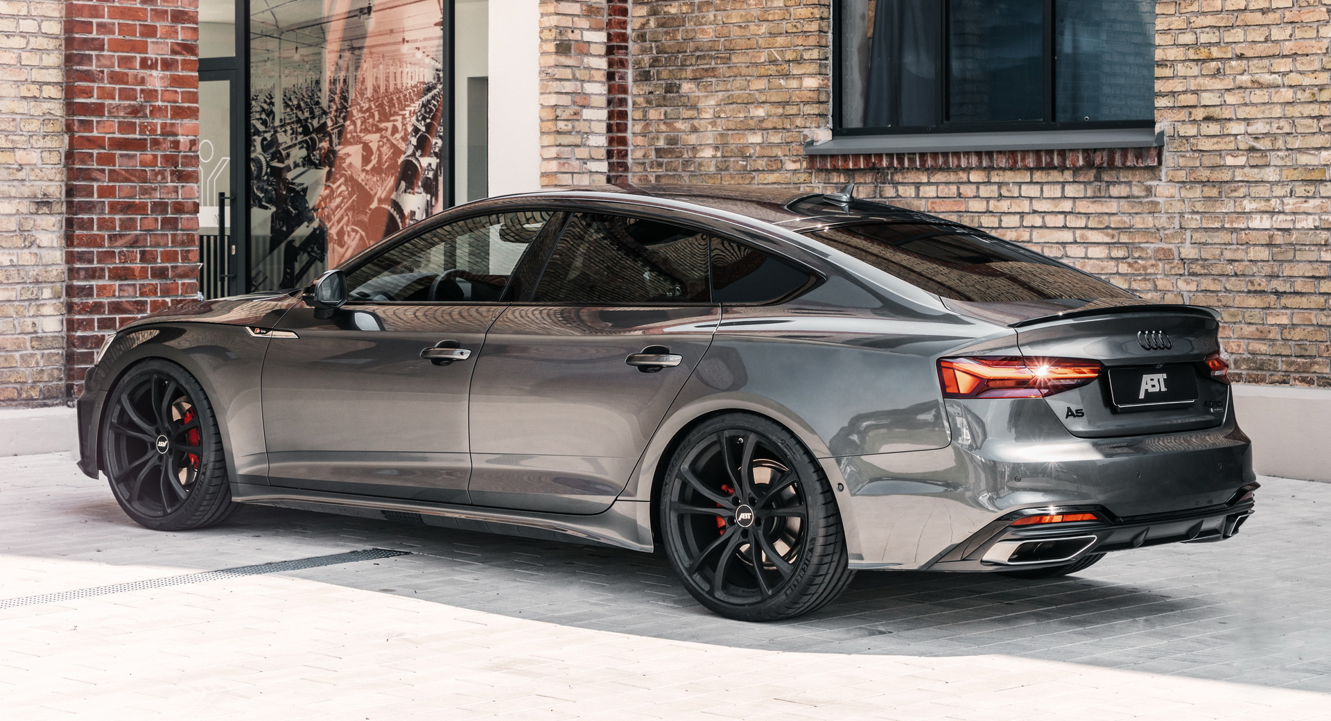 Abt Makes 2020 Audi A5 Sportback Look More Rs Ish Carscoops