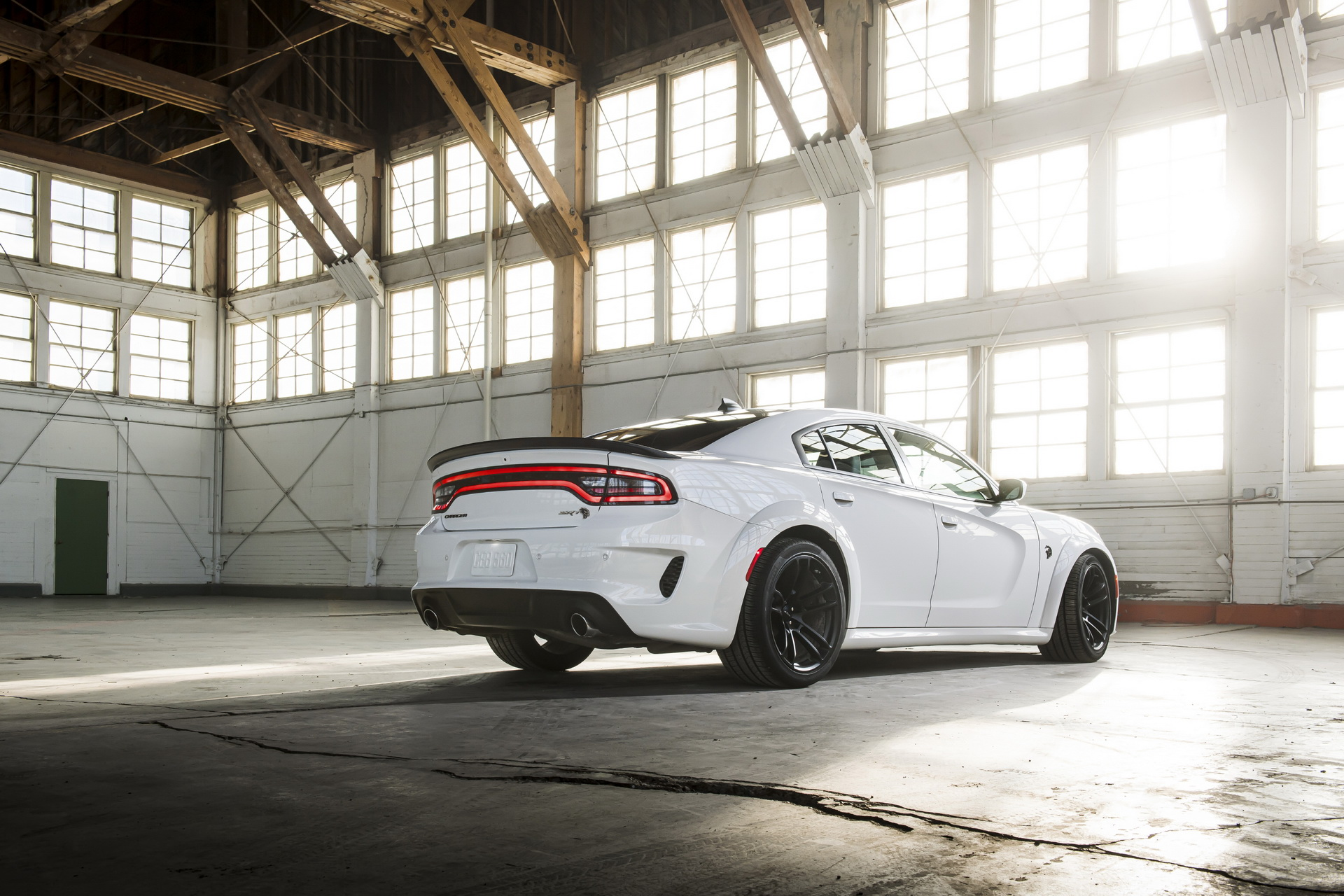 2021 Dodge Charger Srt Hellcat Redeye Your New 203 Mph 797 Hp Sedan Has Arrived Carscoops