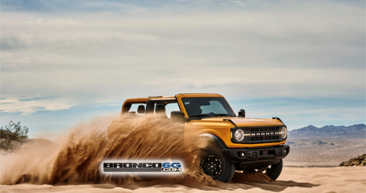 New Ford Bronco: revived Jeep Wranger rival revealed