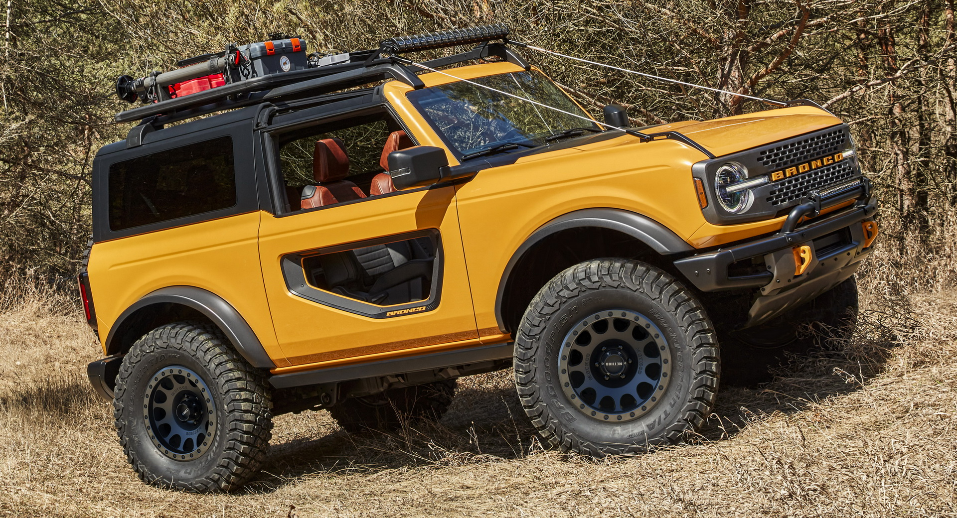 2021 ford bronco: sasquatch off-road package can't be
