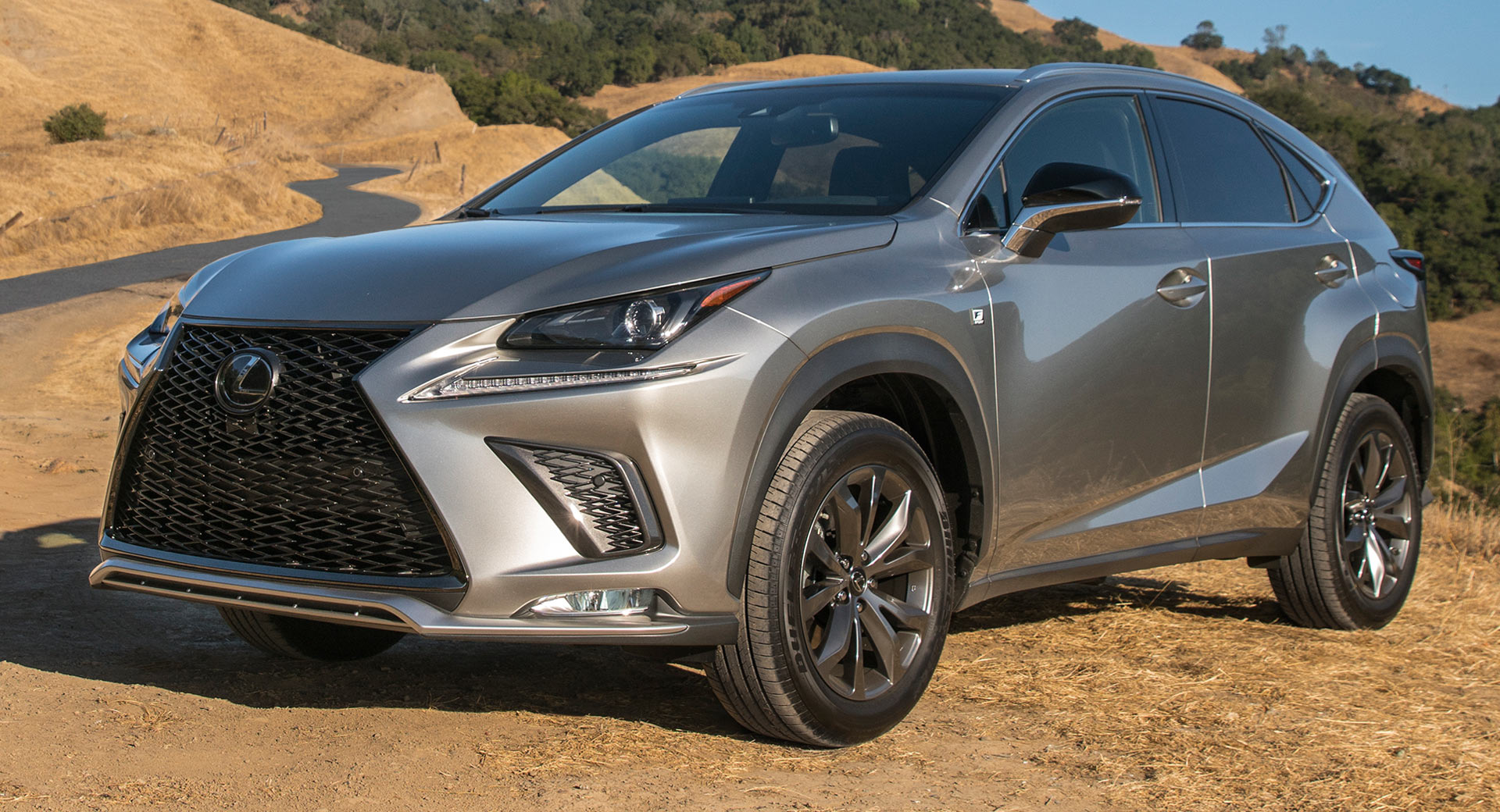 2021 lexus nx gains additional standard equipment barely