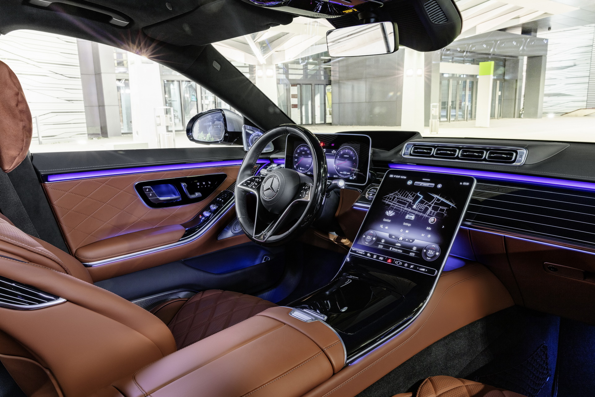 2021 Mercedes S-Class Goes Official: All Hail The New ...