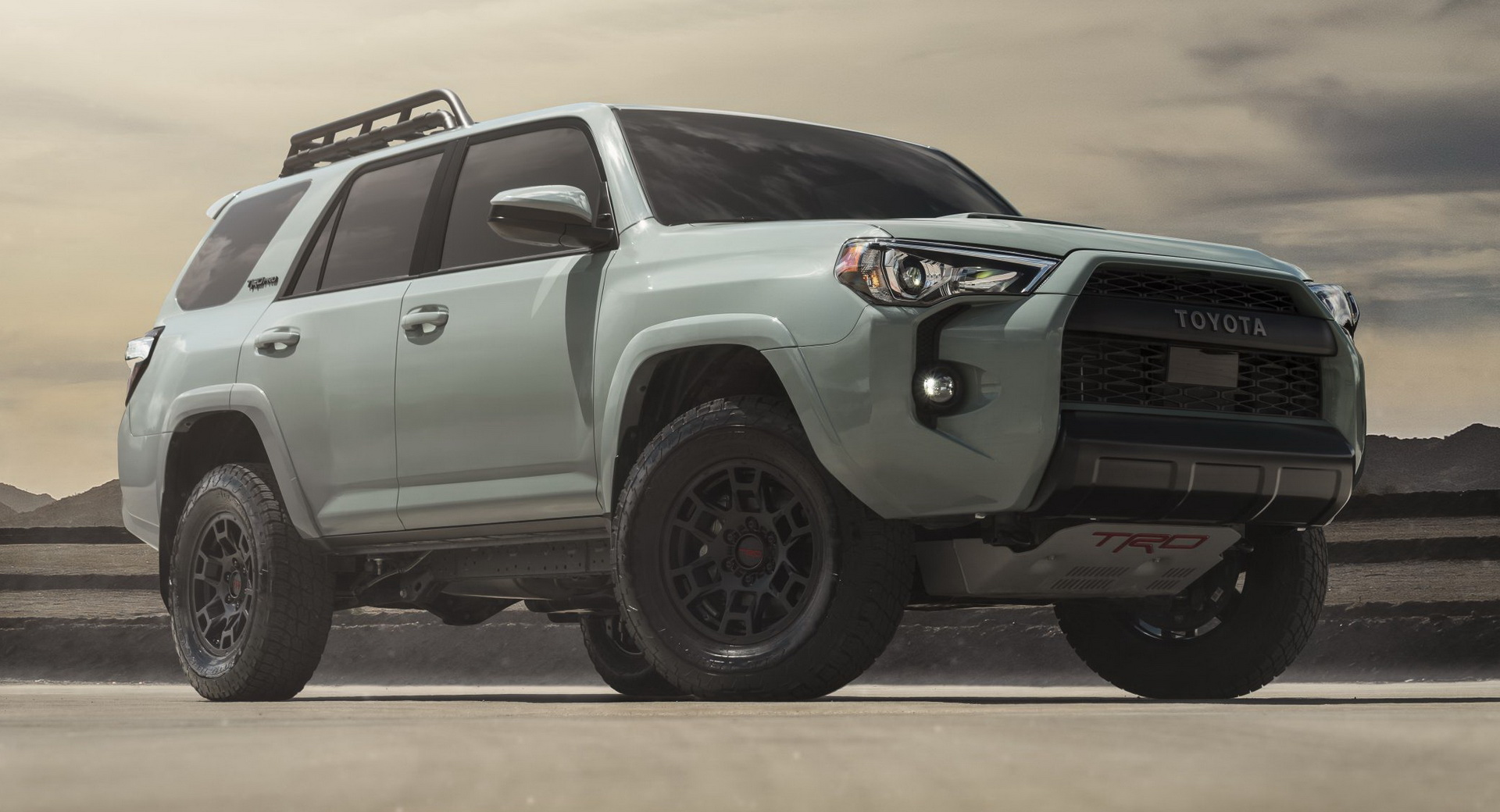 2021 Toyota 4runner Trd Pro Receives Retuned Shocks New Special Edition Carscoops