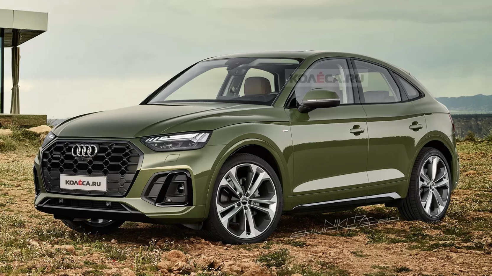 2021 audi q5 sportback is your less practical sportier q5
