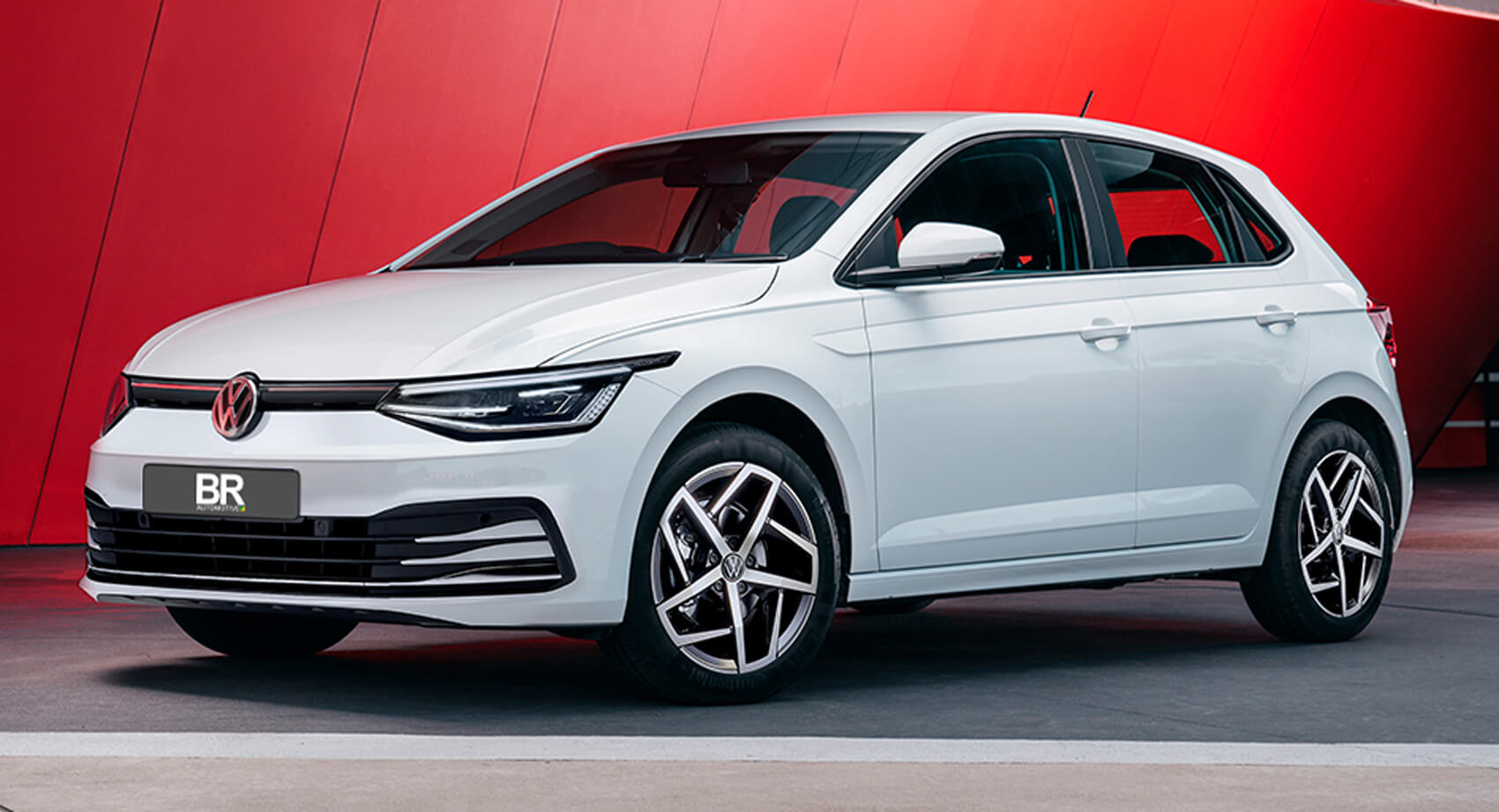 Does The VW Polo Look Better With A Golf Mk3-Inspired Face