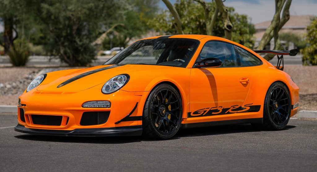 Modified Porsche 911 Gt3 Rs Is Good Enough To Give You Goosebumps Carscoops