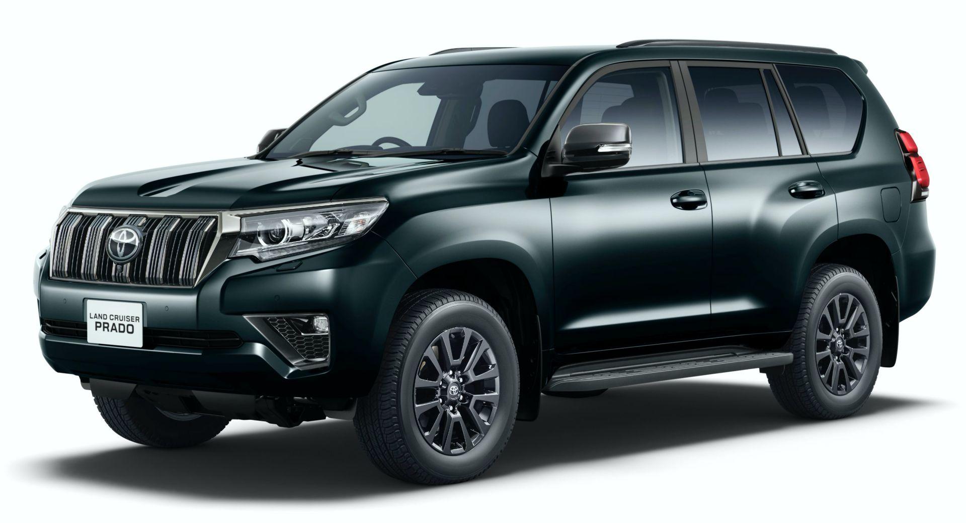 2020 Toyota Prado Release Date and Concept