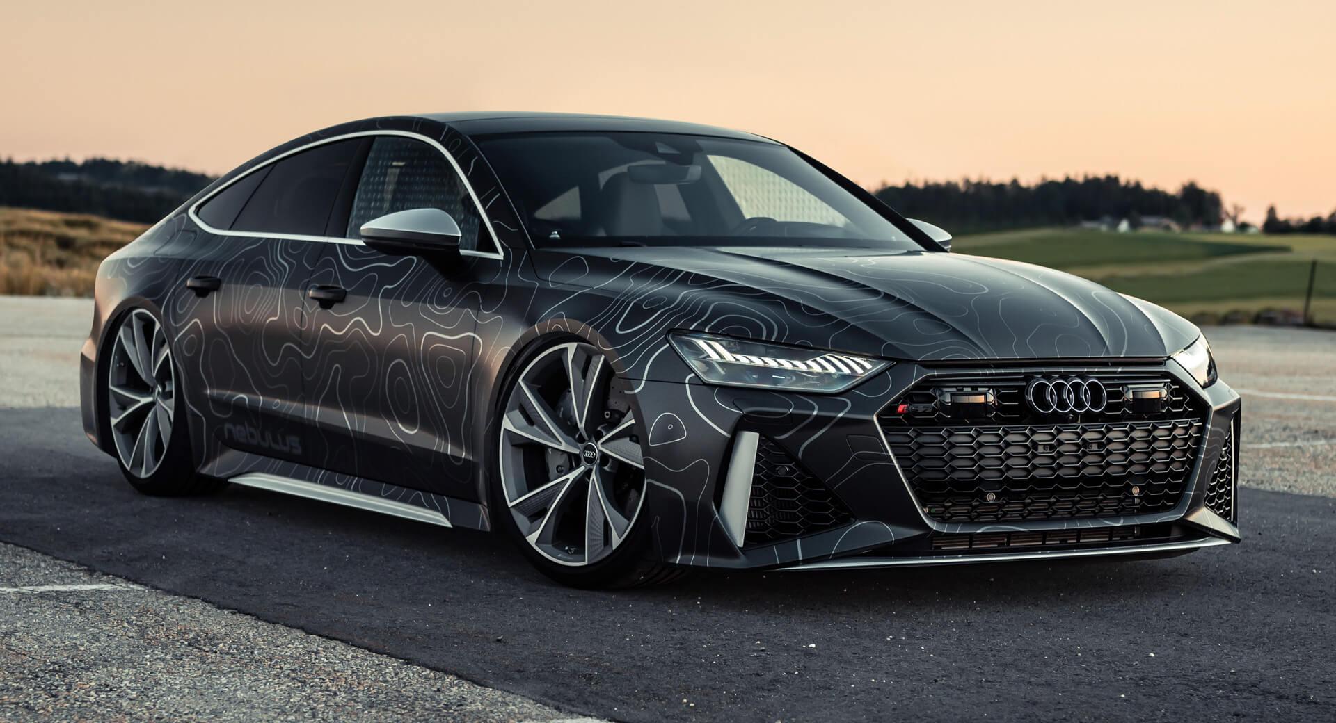 Kekurangan Audi Rs7 Perbandingan Harga
