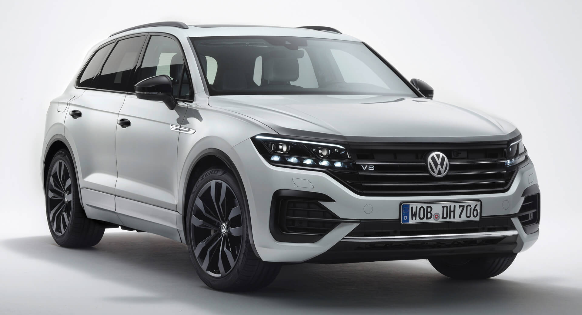 VW Touareg Last Edition Bids Farewell To The V5 Diesel  Carscoops
