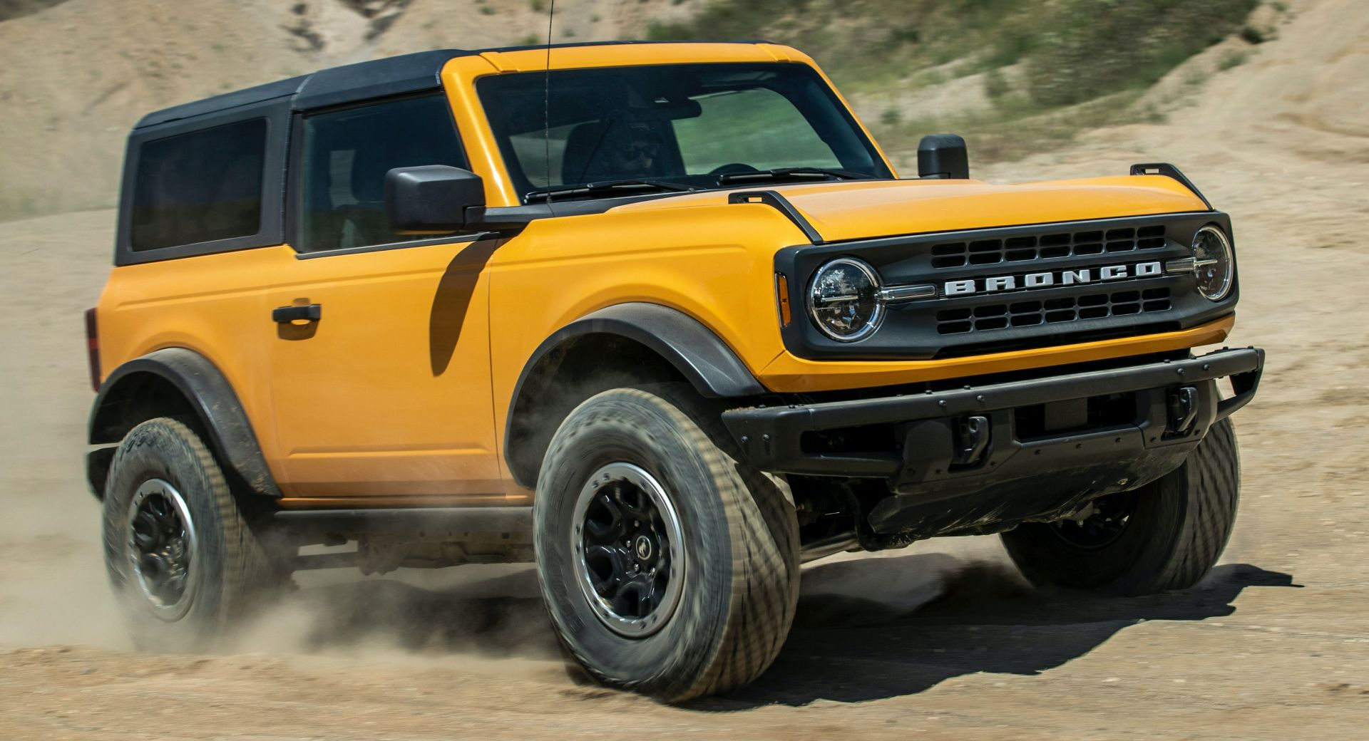 2021 Ford Bronco Production Could Start As Early As Next ...