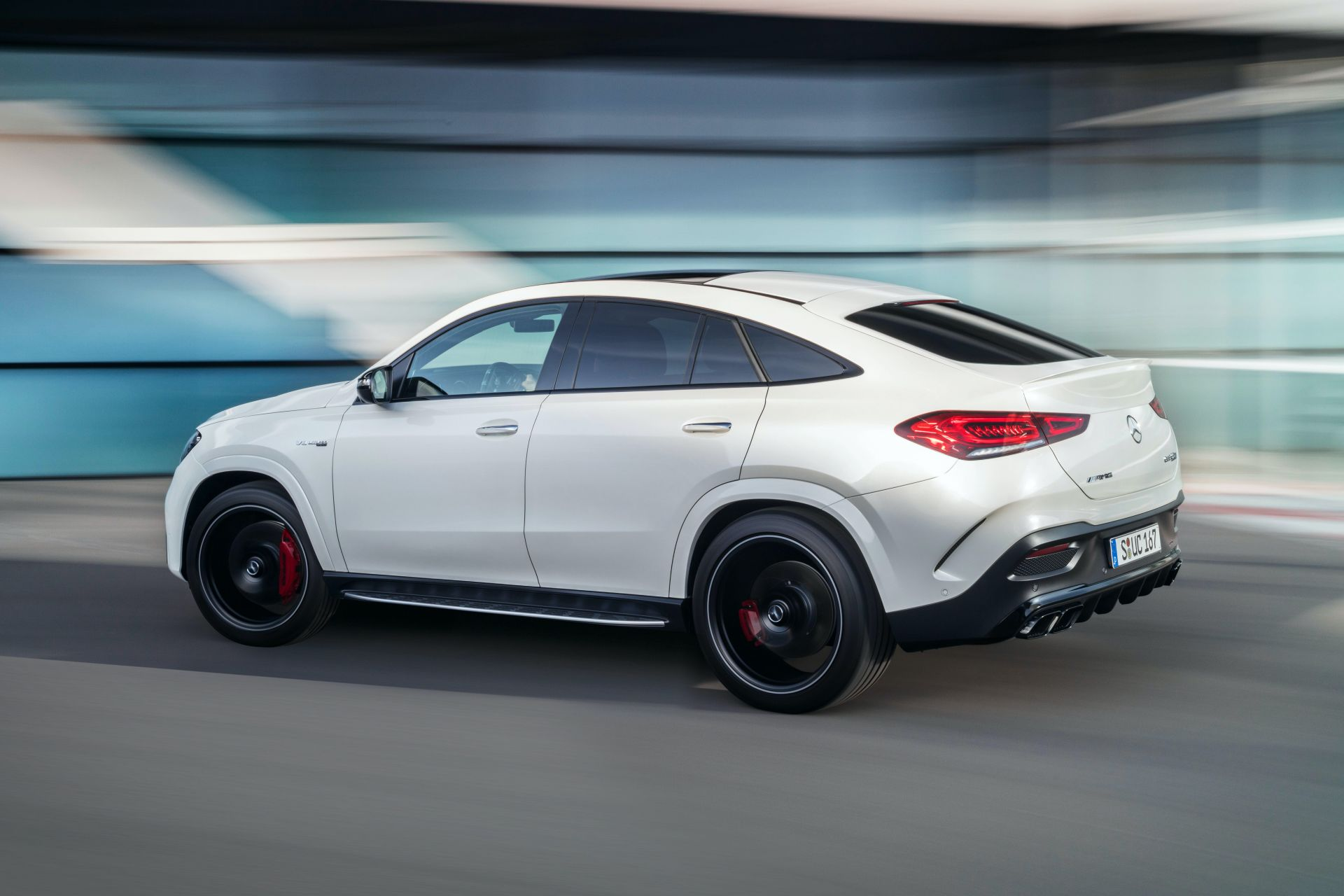 2021 Mercedes Amg Gle 63 S Coupe Comes With 116 000 Price Tag Carscoops