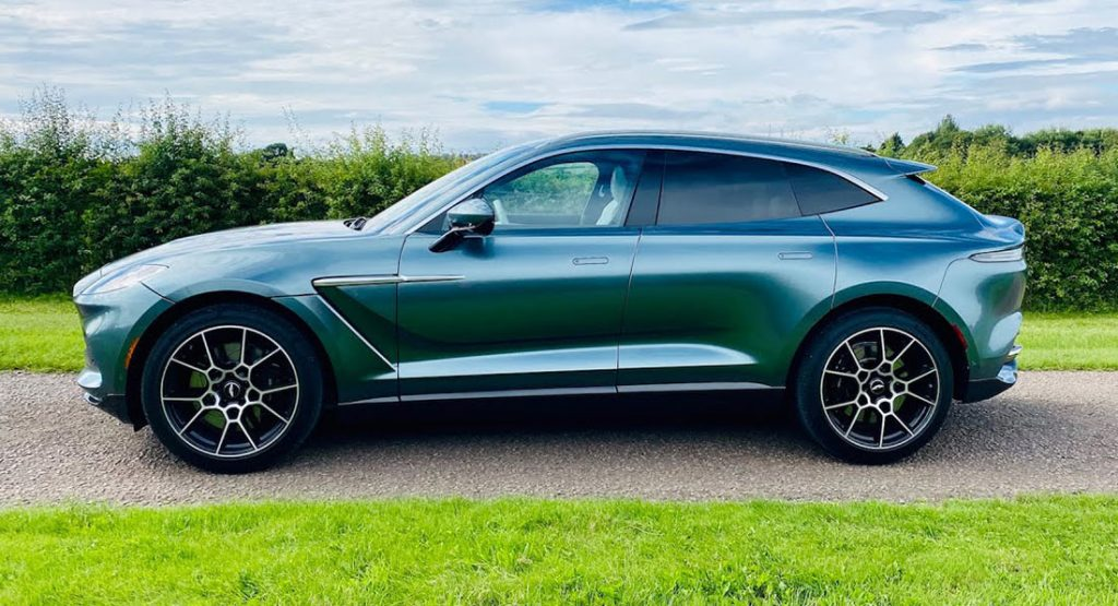 The Aston Martin DBX Is Hugely Important For The Brand, But Does It Deliver The Goods?