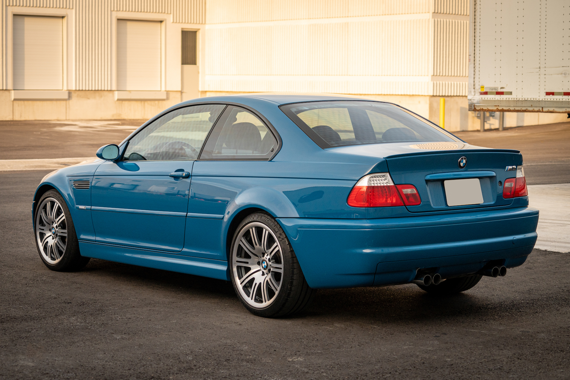 2001 Bmw M3 Sold For 36k Proves The E46 Ages Like Fine Wine Carscoops