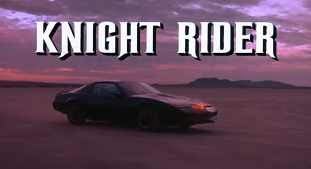 Knight Rider Is Returning As A Film, What Car Should Play KITT?
