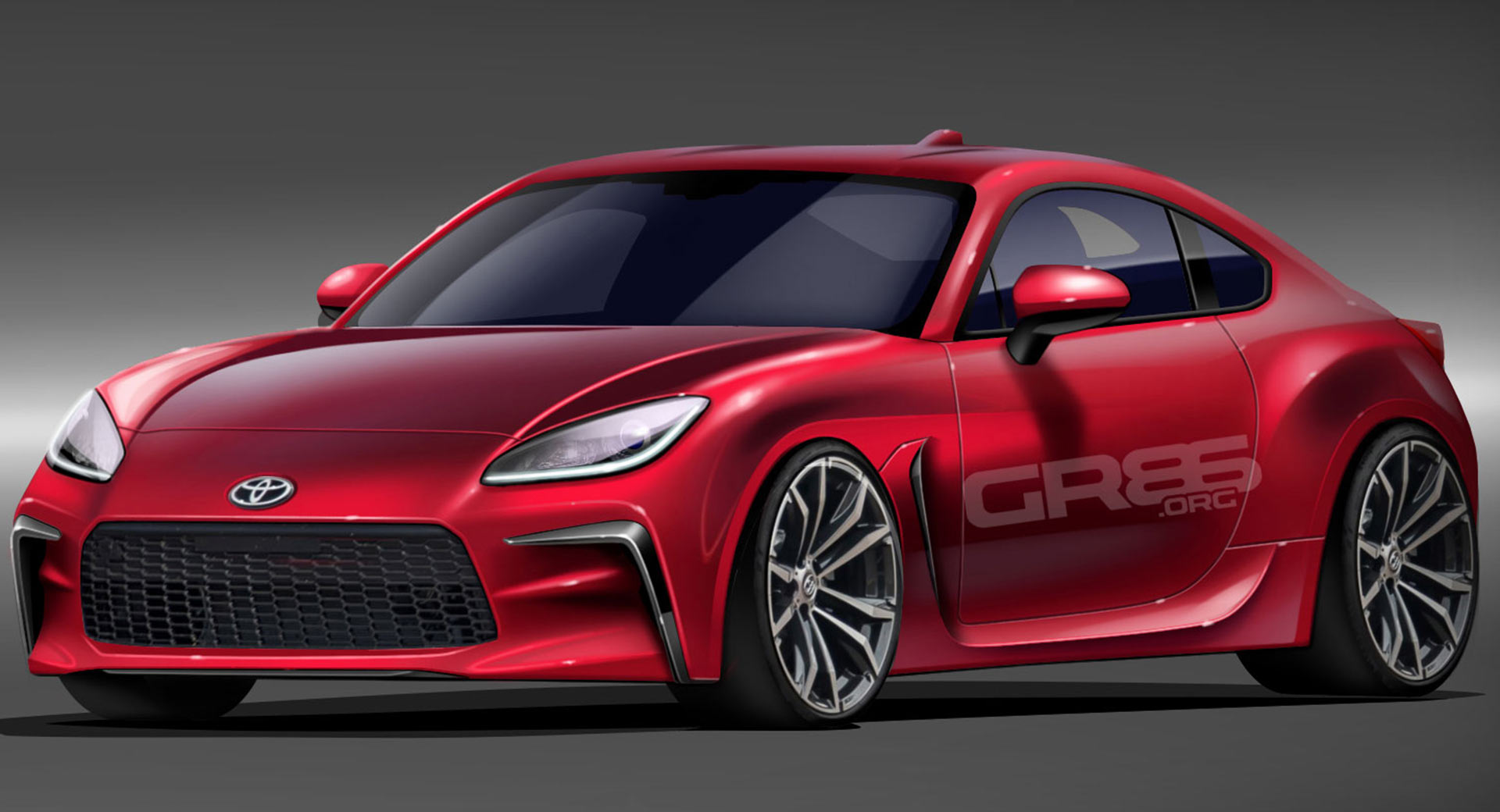 The New 2022 Toyota GR 86 May Look A Lot Like This | Carscoops