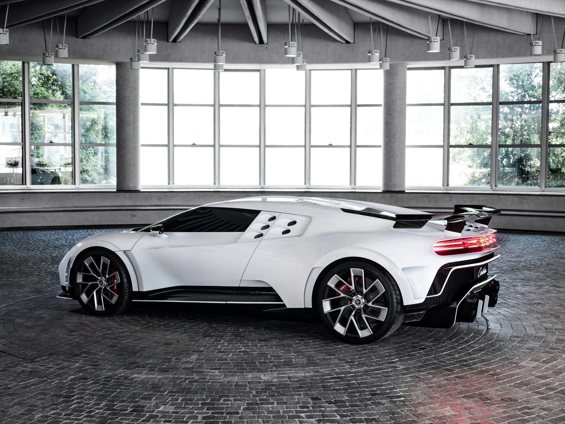 Ronaldo buys Worlds most expensive vehicle, a Bugatti Centodieci