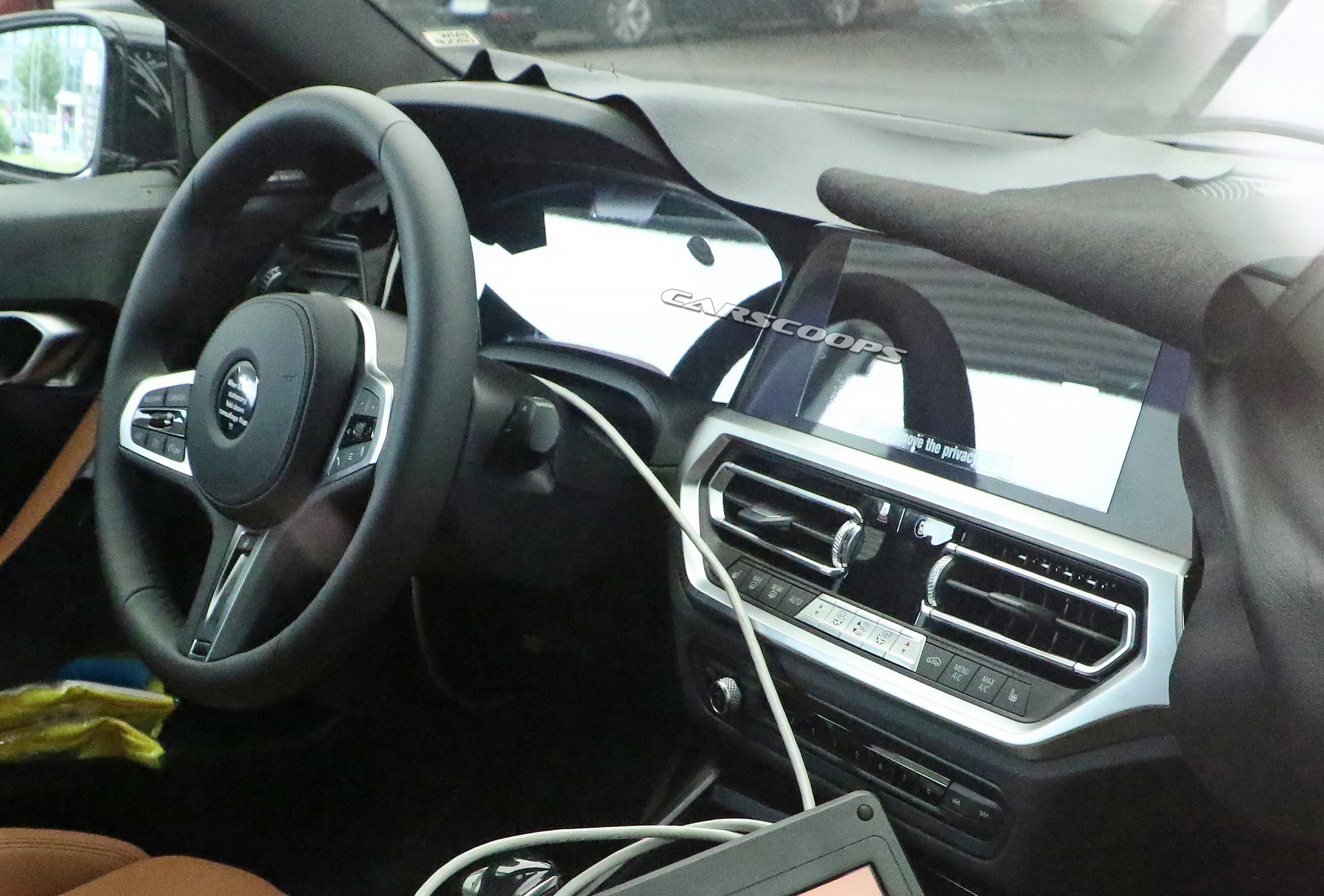 2022 Bmw 2 Series Coupe Getting The Same Interior As The 2 Series Gran Coupe Carscoops