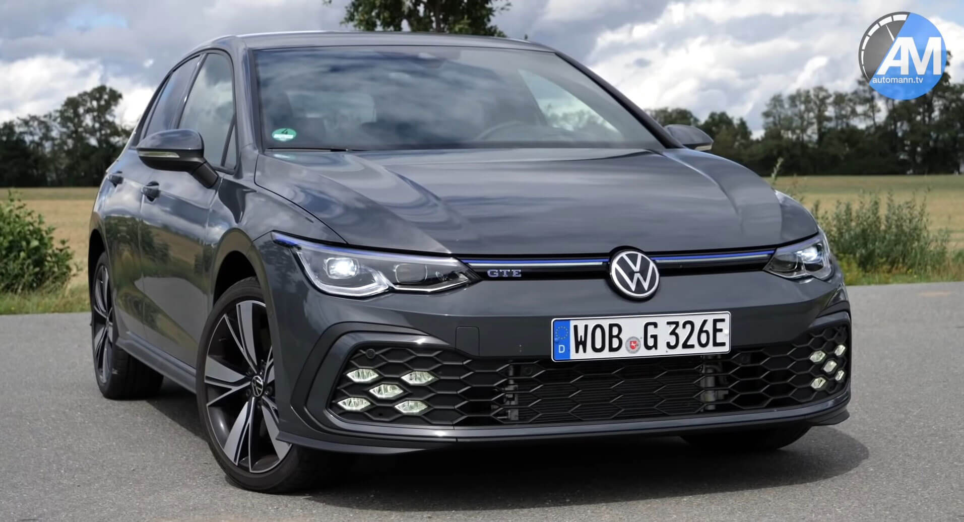 Jump Inside The 2020 Vw Golf Gte And Experience The Plug In Hybrid Hot Hatch First Hand Carscoops