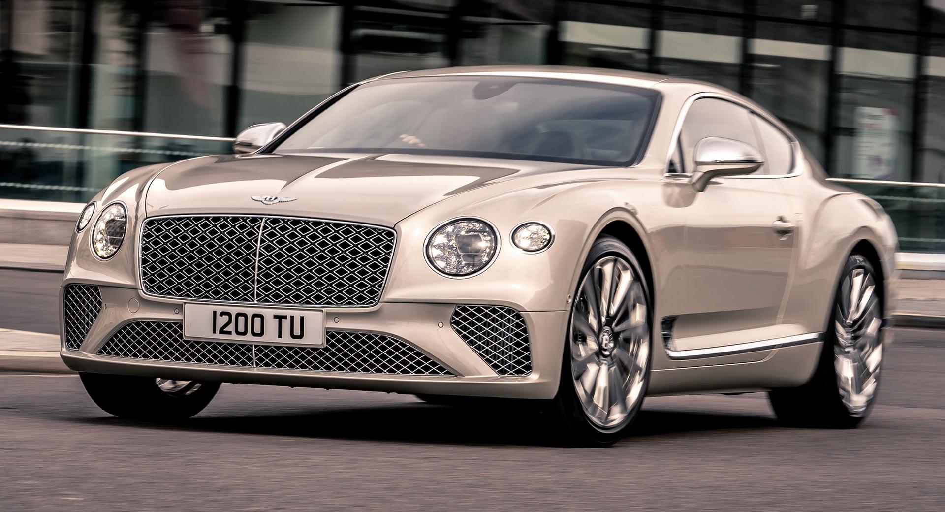 2021 Bentley Continental GT Mulliner Revealed As Series ...