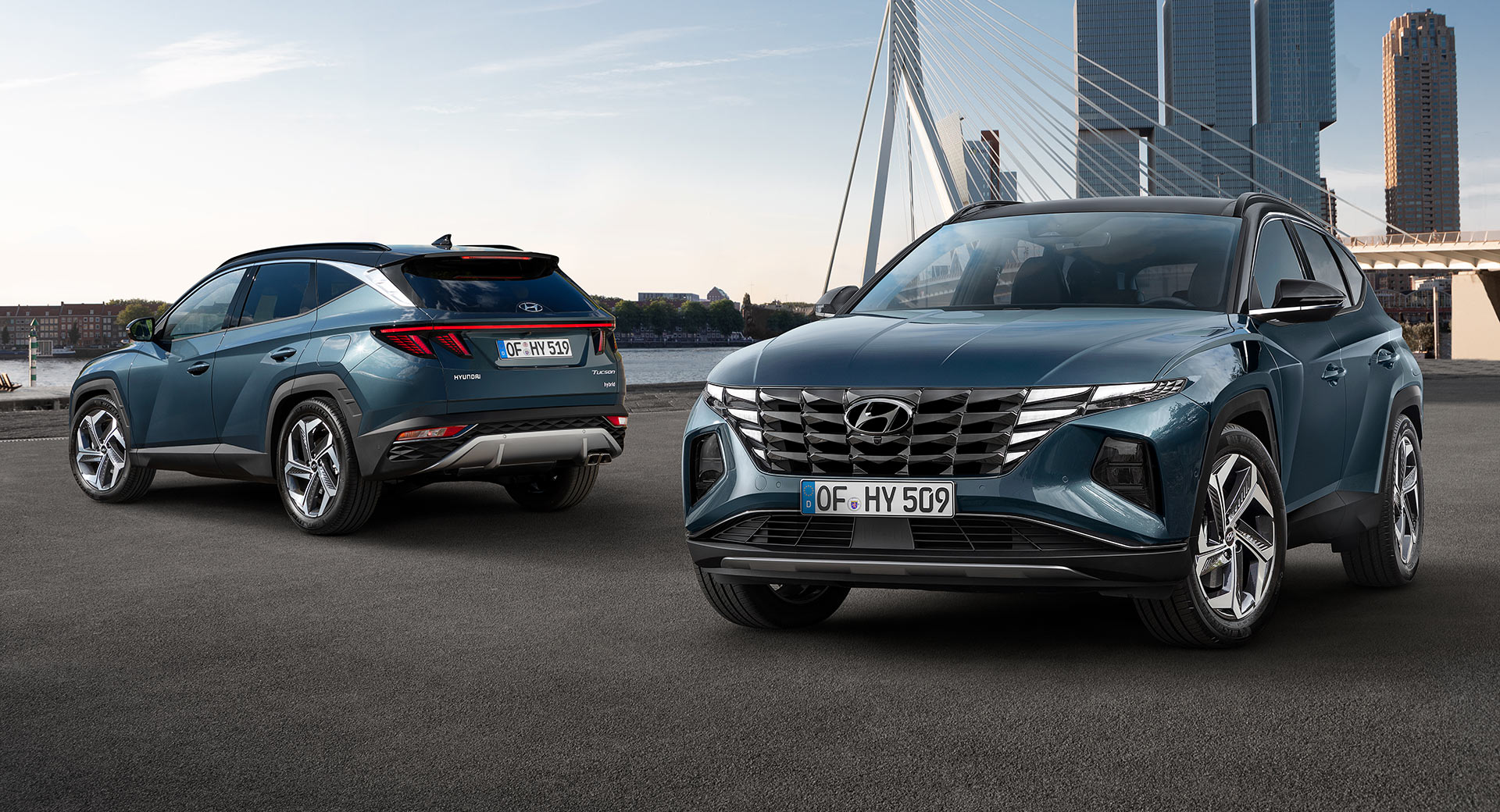 2021 Hyundai Tucson Has A Radical Design, Coming To The U ...