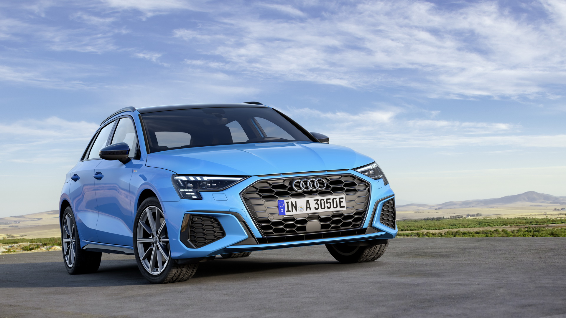 2021 Audi A3 Sportback Gets Plug-in Hybrid Power With 42 ...