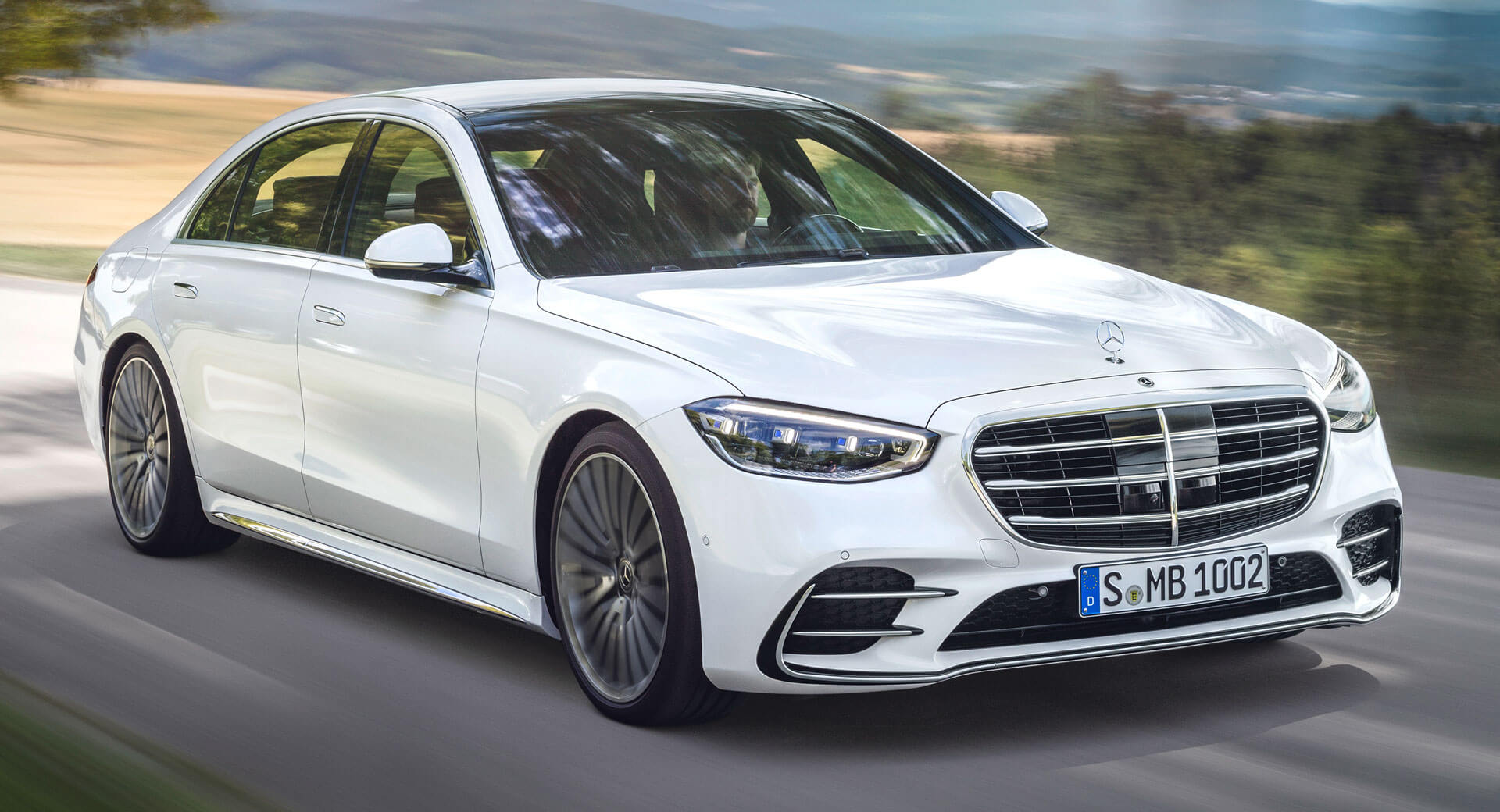 All-New 2021 Mercedes-Benz S-Class Launched In Germany ...