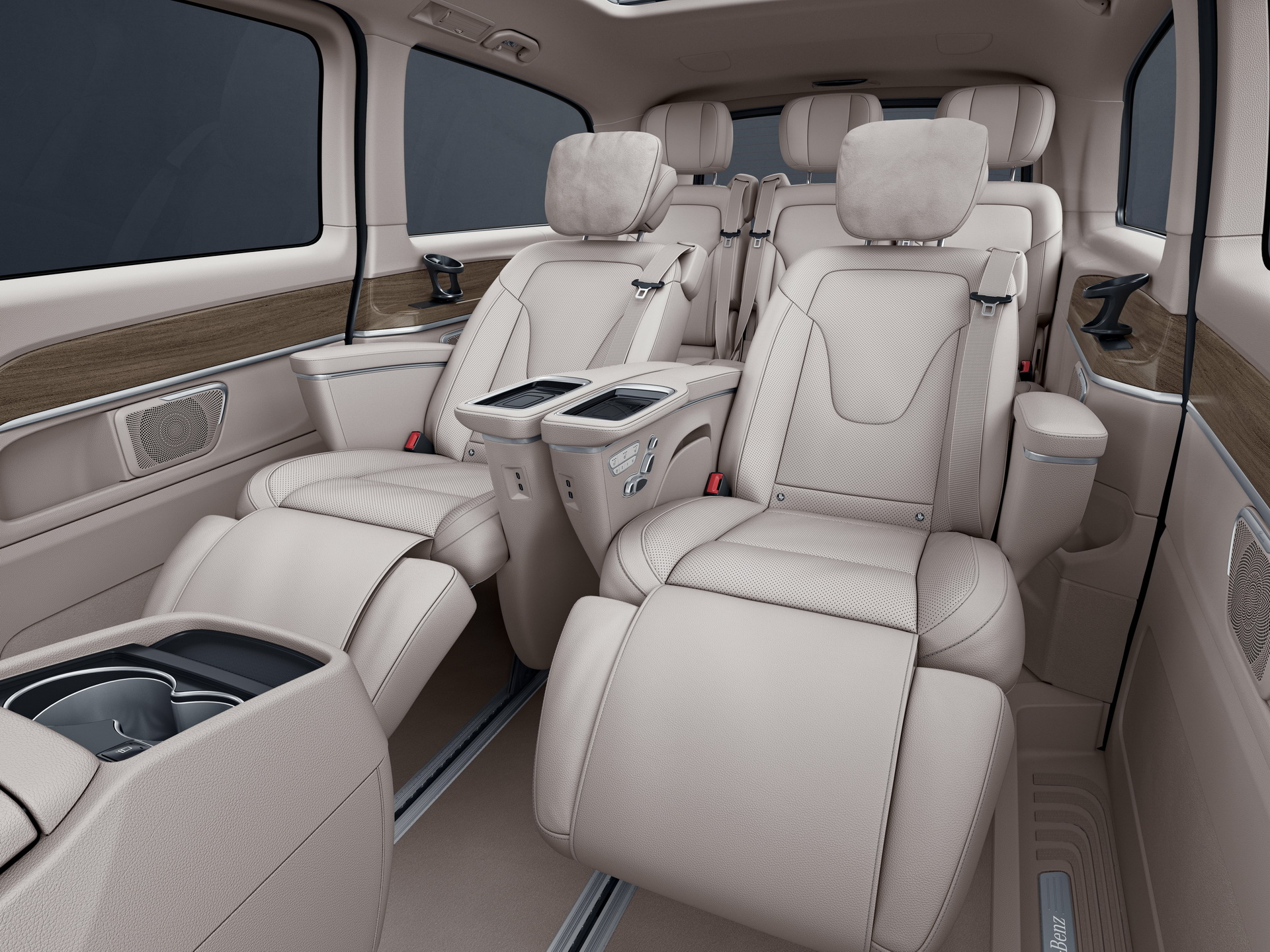 China, This Is Your 2021 Mercedes-Benz V-Class Luxury ...