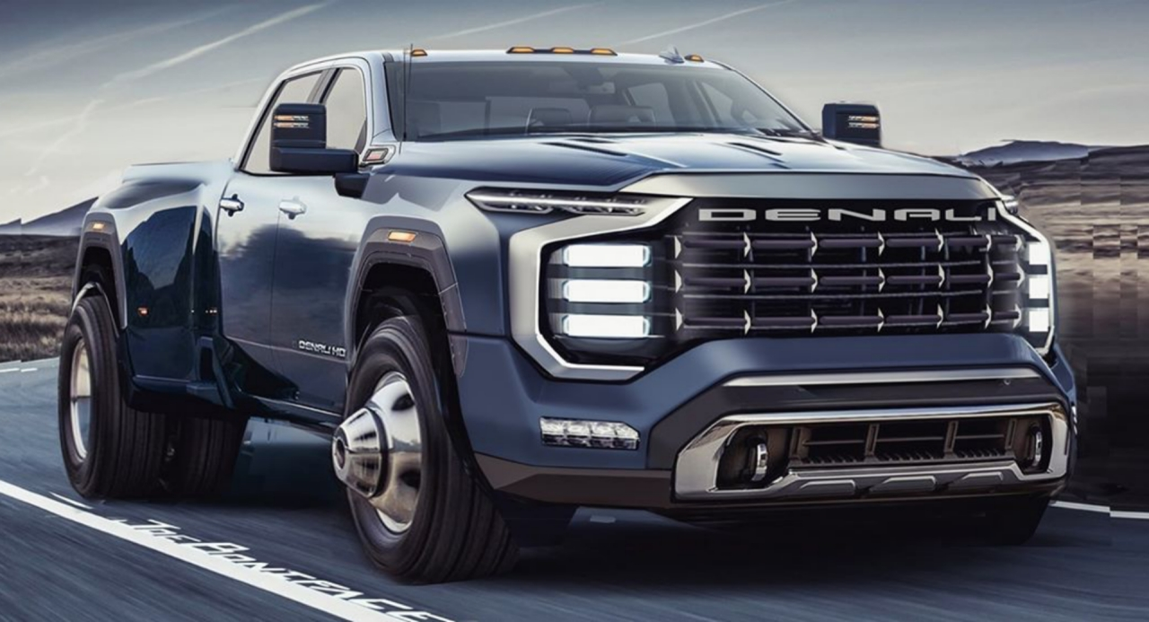 GM Designers' Pickup Trucks Of The Future Look Ready To ...