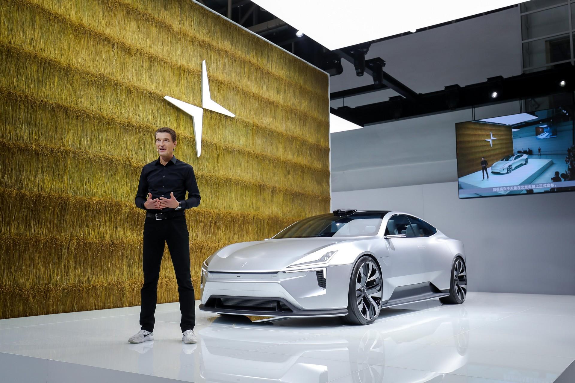New Polestar EV Confirmed, Precept Concept Entering Production