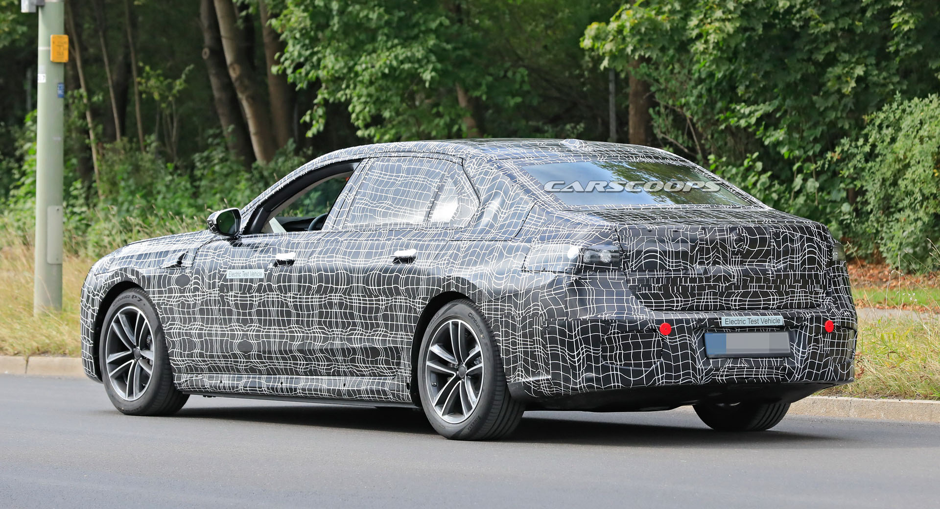 BMW Begins Testing i4 And 4 4-Series PHEV Prototypes  Carscoops