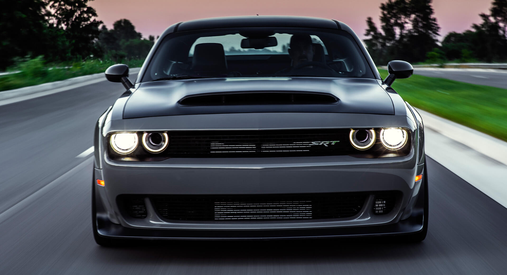 Dodge Demon Owners File Lawsuit Against Fca Over Hood Scoop Paint Issues Carscoops
