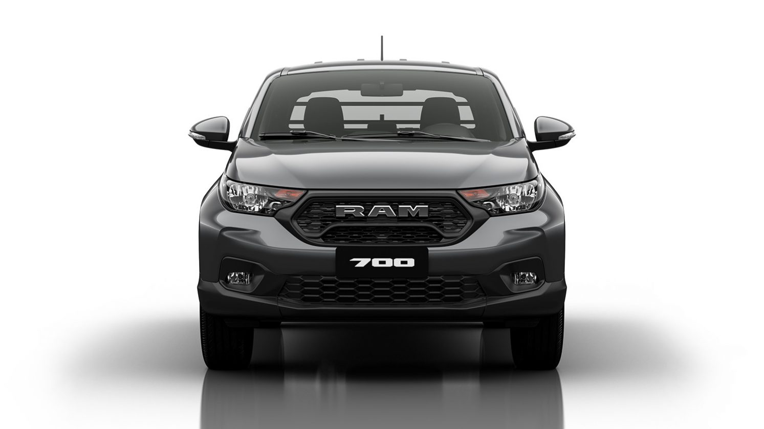 Ram 700 debuts on official terms