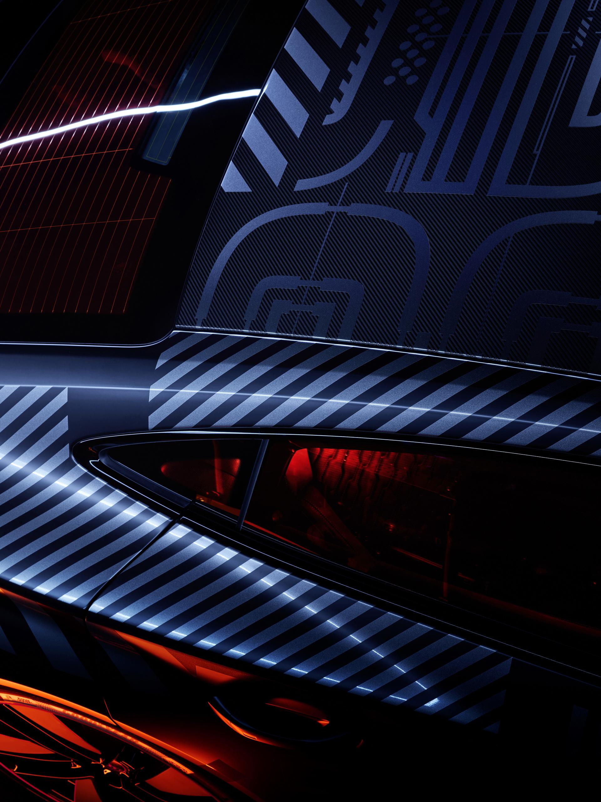 2021 Audi E-Tron GT Teased In Massive Photo Gallery, Hot E ...