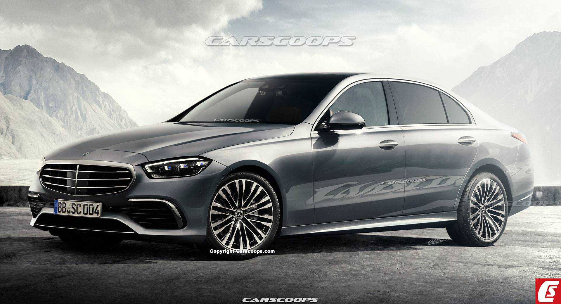 5 Mercedes-Benz C-Class: Everything We Know About The Compact S
