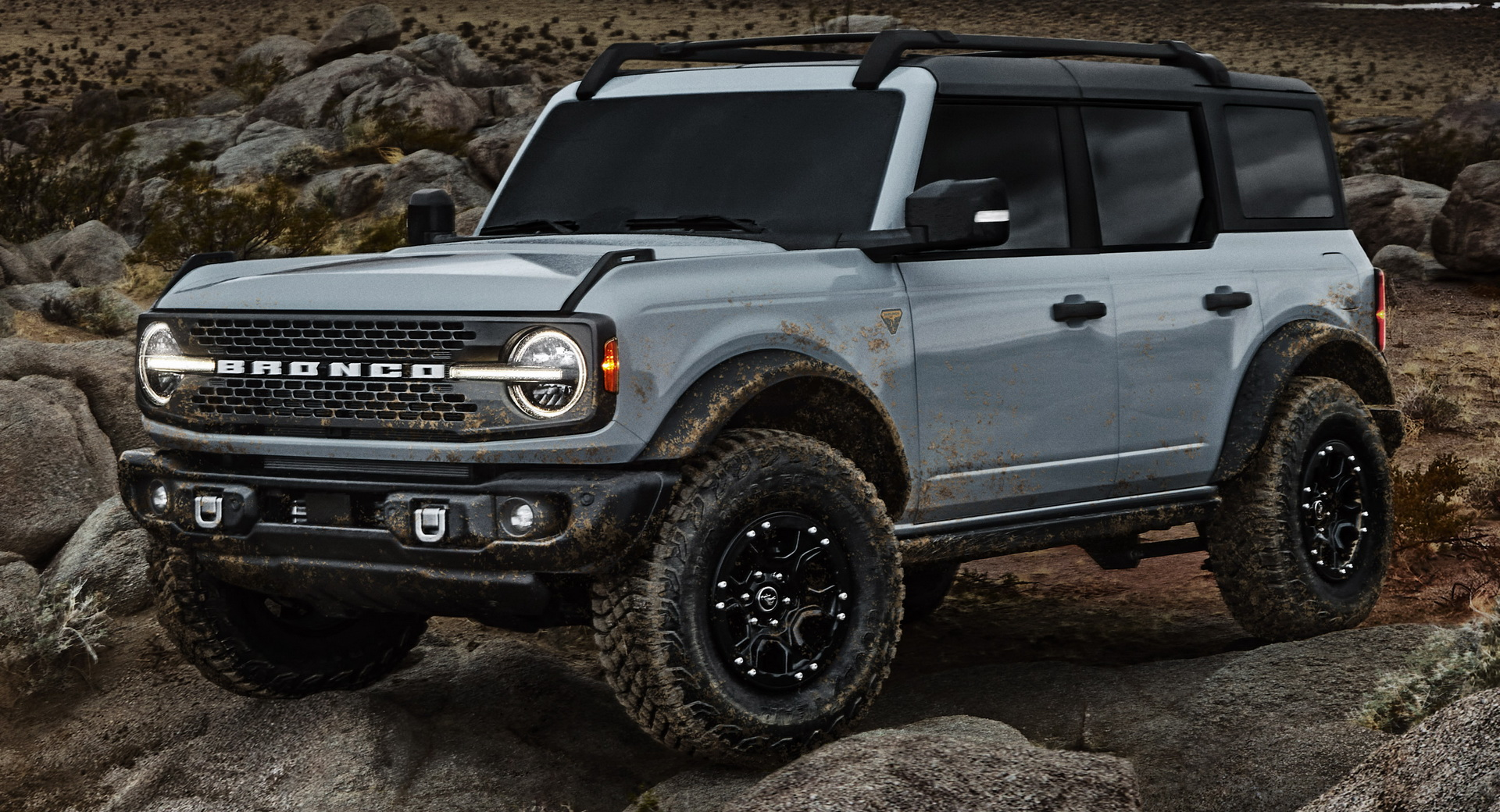 Ford Says It Is Open To Making A Right-Hand Drive Bronco ...