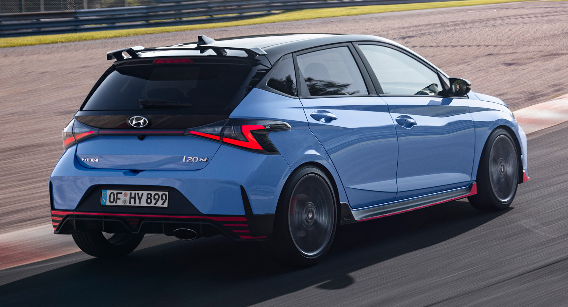Hyundai i20 N Is Here To Shake Up The Hot Hatch Market