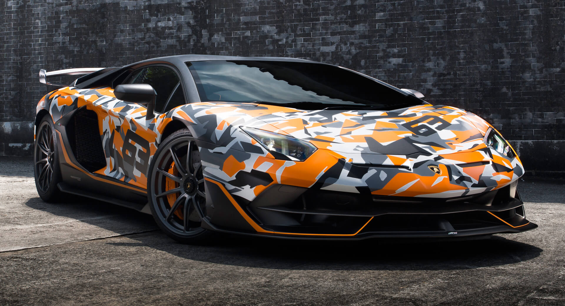 Bespoke Lamborghini Aventador Svj 63 Pays Tribute To The Ring Record Breaker Carscoops