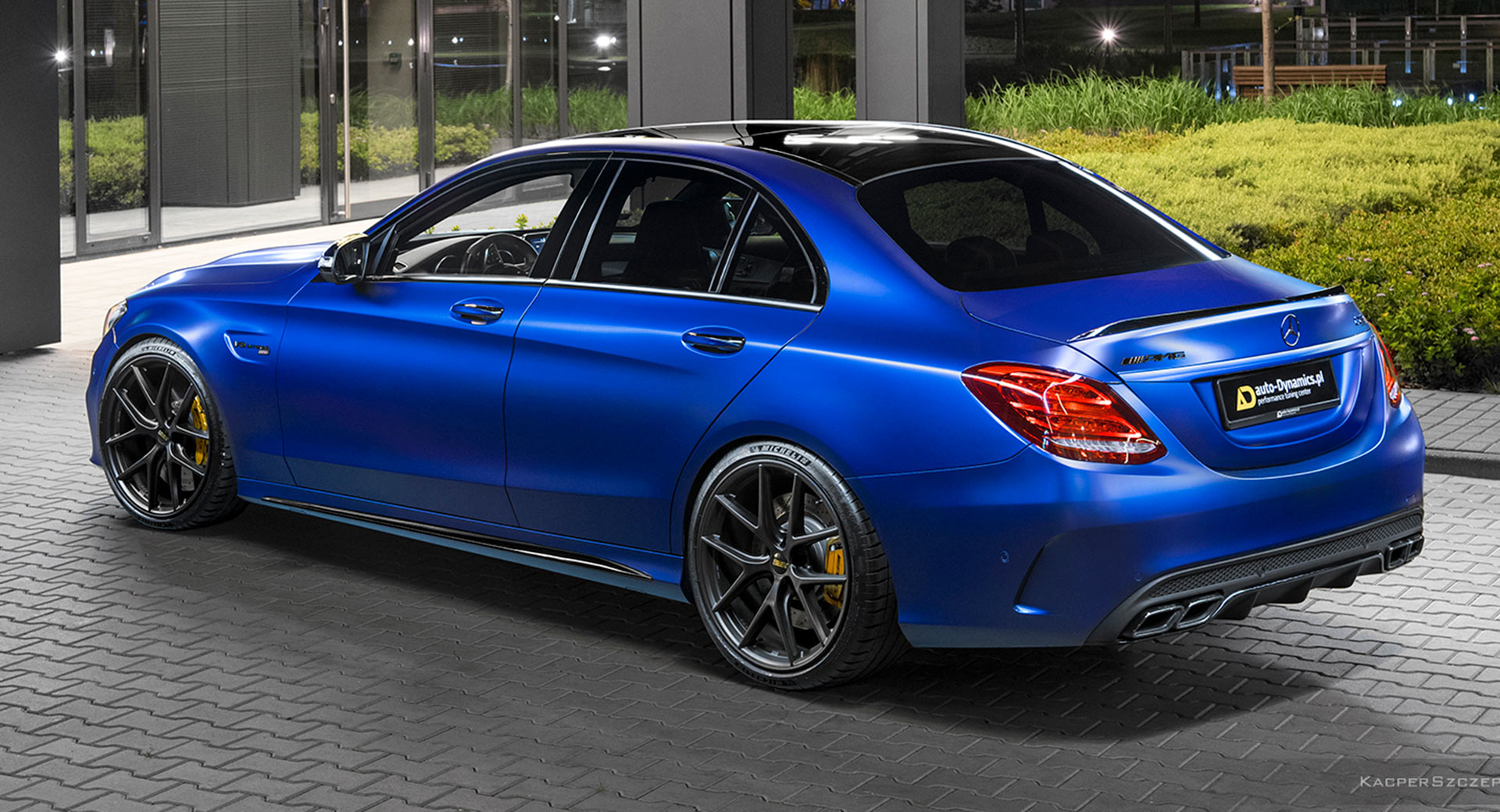 Mercedes Amg C63 S Charon By Auto Dynamics Looks Rather Reserved For An 834 Hp Super Sedan Carscoops